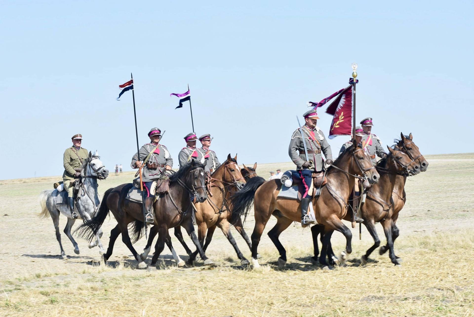 dsc 0640 Czas szabli - 100 rocznica bitwy pod Komarowem(zdjęcia)