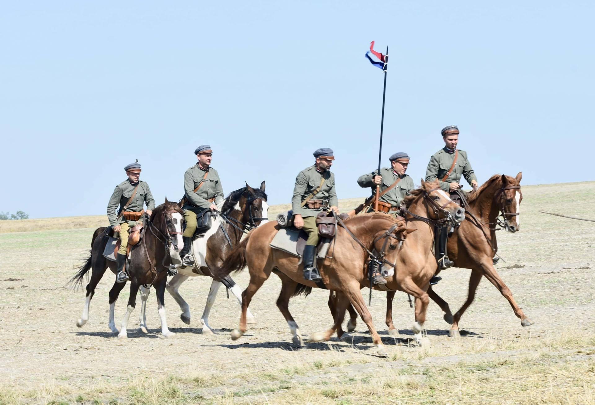 dsc 0641 Czas szabli - 100 rocznica bitwy pod Komarowem(zdjęcia)