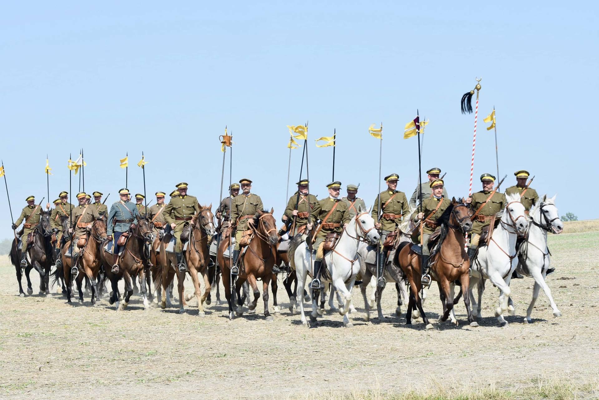 dsc 0642 Czas szabli - 100 rocznica bitwy pod Komarowem(zdjęcia)