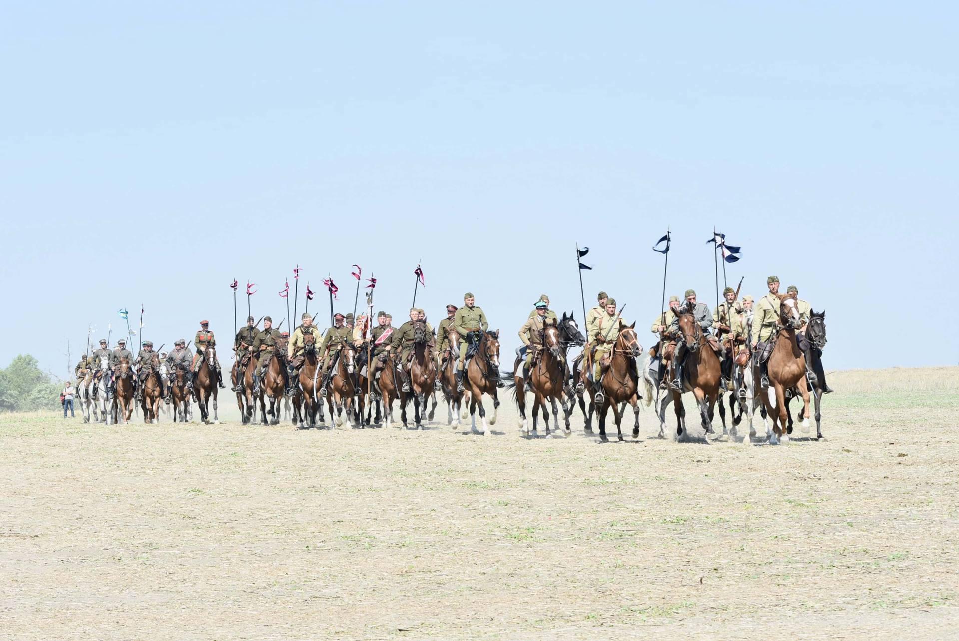 dsc 0644 Czas szabli - 100 rocznica bitwy pod Komarowem(zdjęcia)