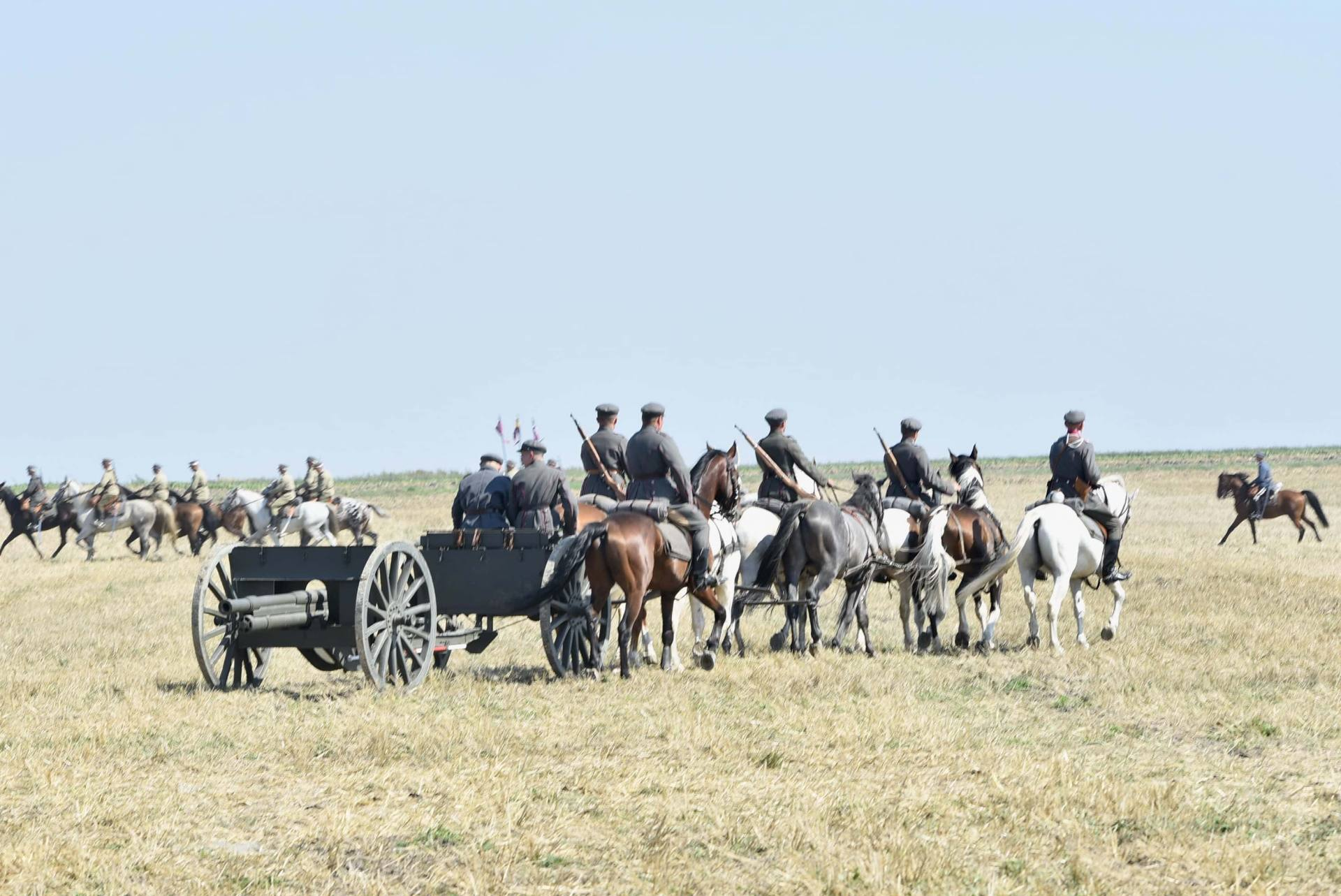 dsc 0659 Czas szabli - 100 rocznica bitwy pod Komarowem(zdjęcia)