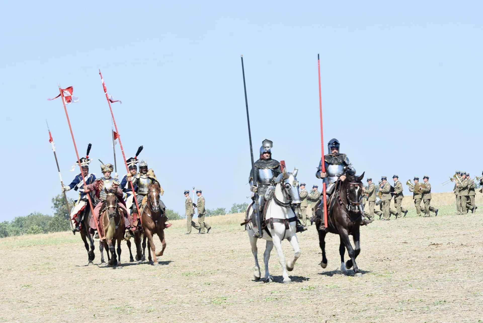 dsc 0663 Czas szabli - 100 rocznica bitwy pod Komarowem(zdjęcia)