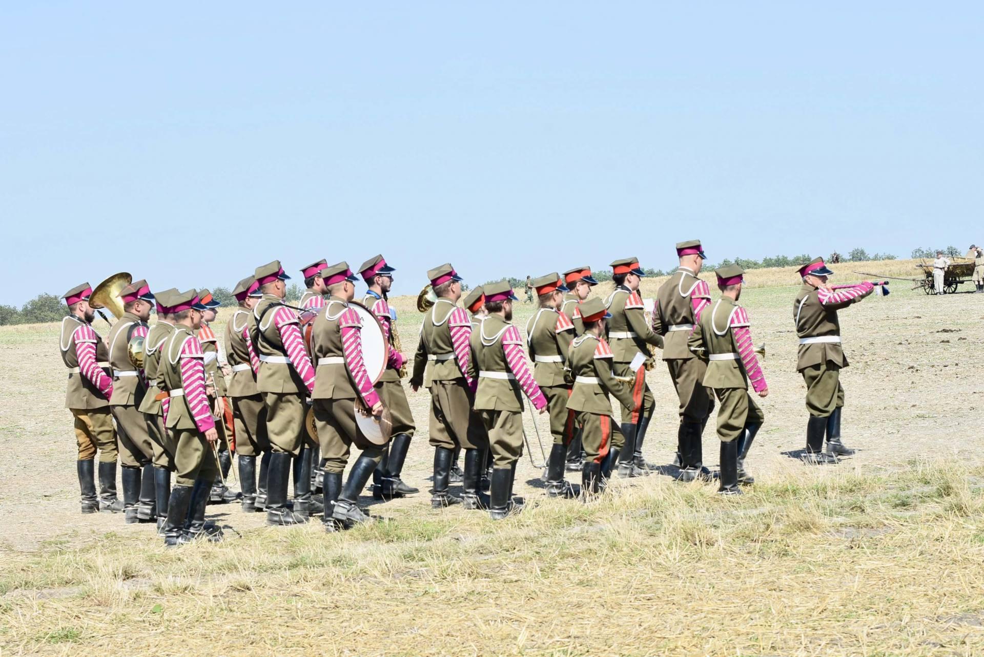 dsc 0666 Czas szabli - 100 rocznica bitwy pod Komarowem(zdjęcia)
