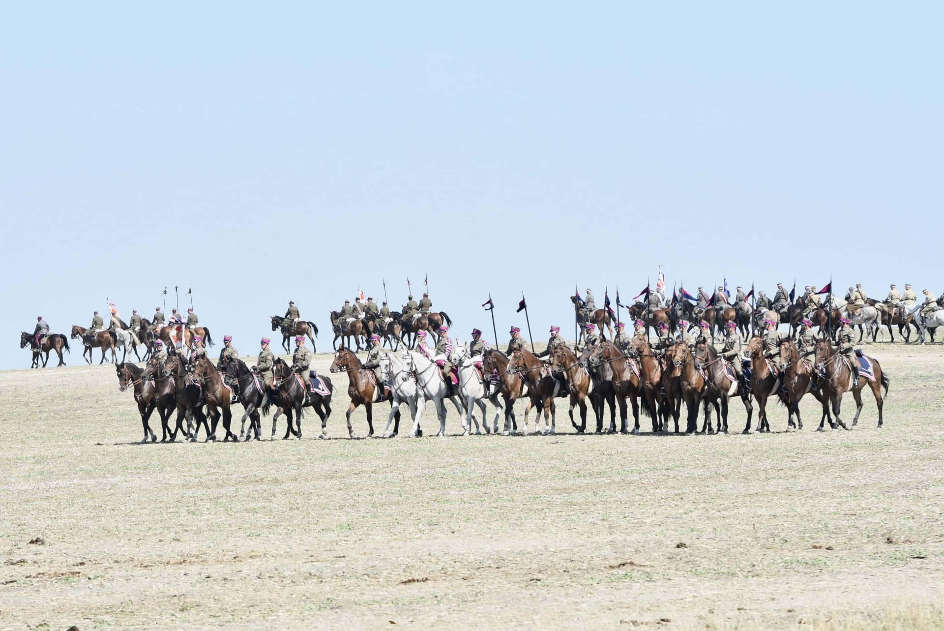 dsc 0667 Czas szabli - 100 rocznica bitwy pod Komarowem(zdjęcia)