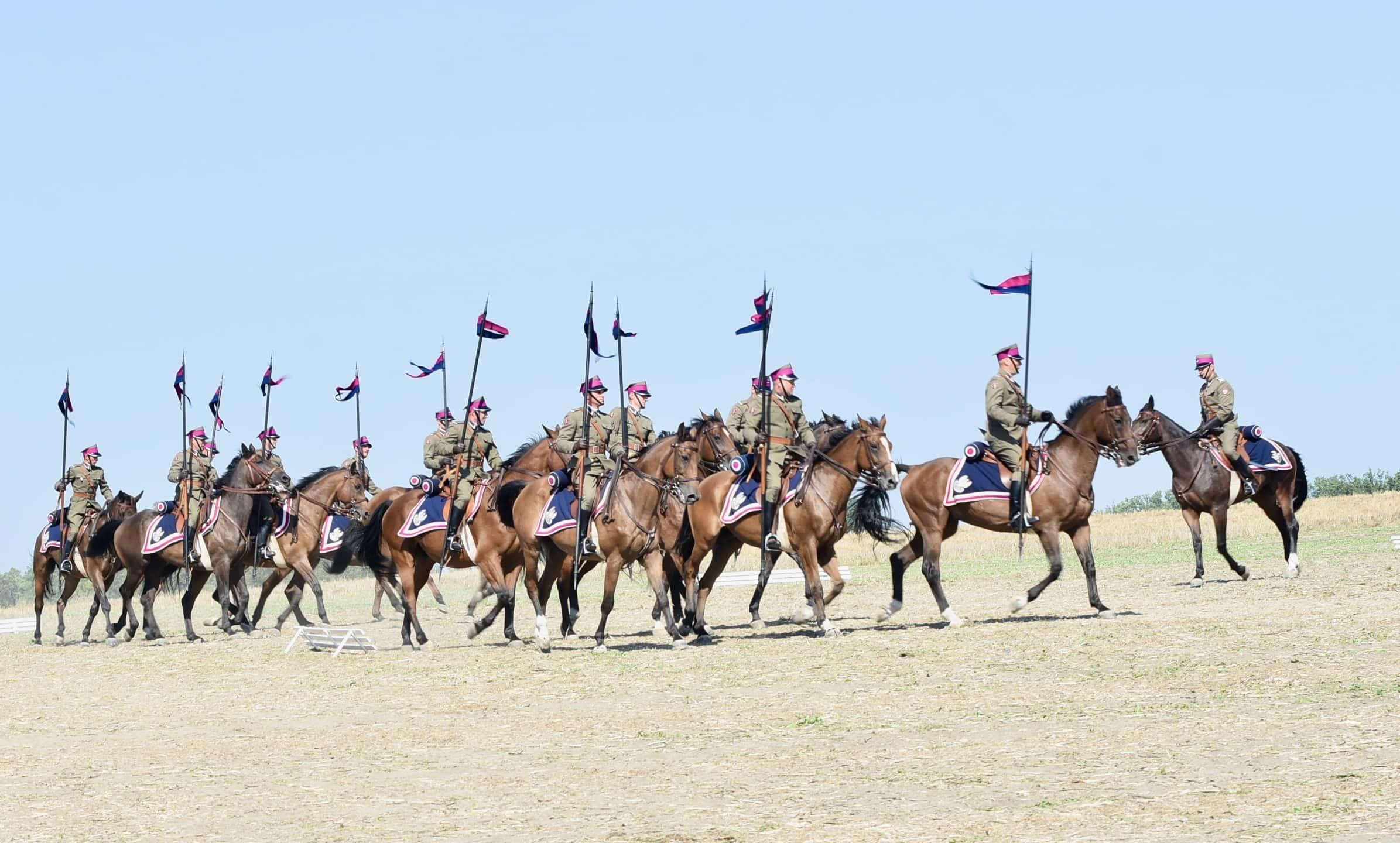 dsc 0669 Czas szabli - 100 rocznica bitwy pod Komarowem(zdjęcia)