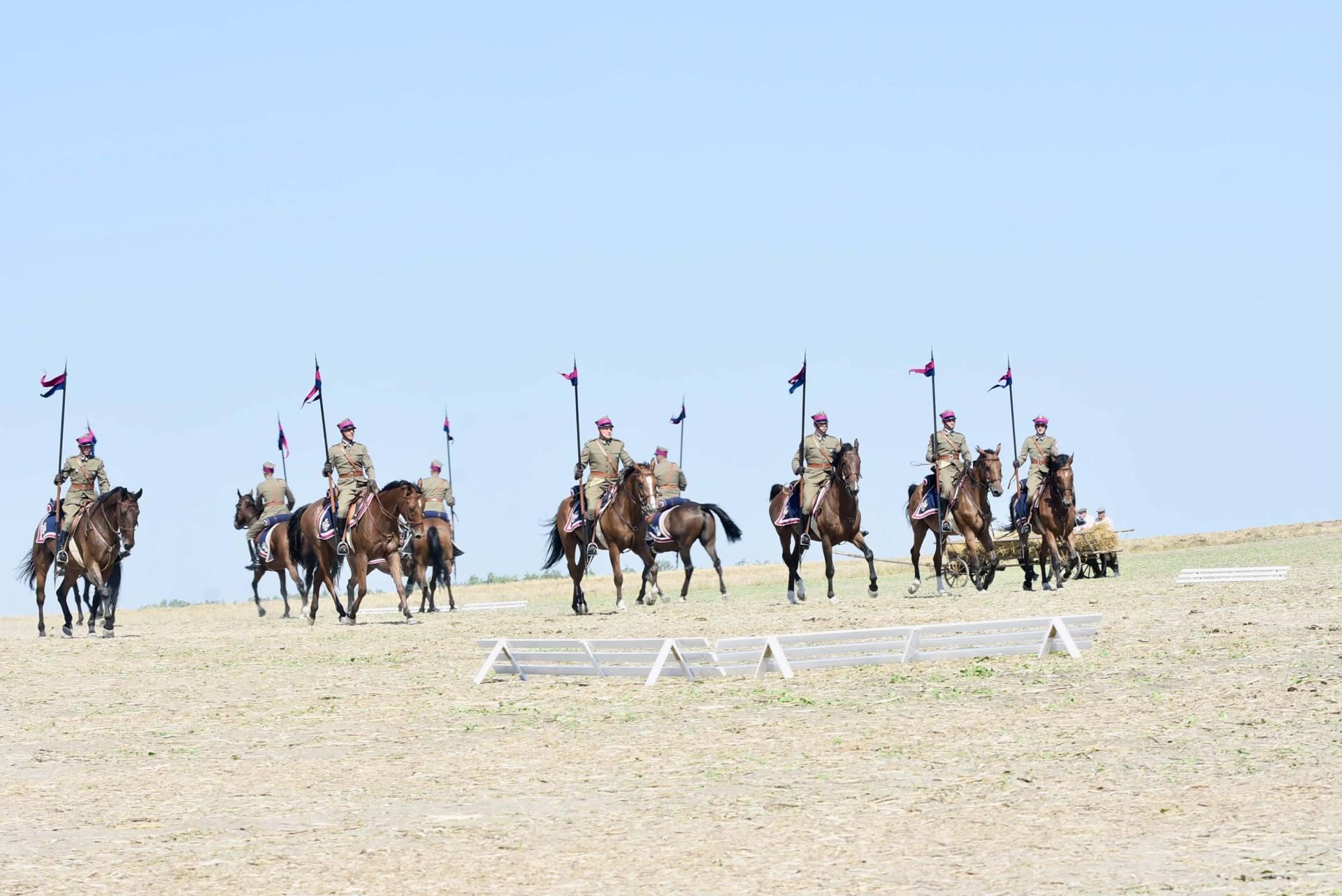 dsc 0670 Czas szabli - 100 rocznica bitwy pod Komarowem(zdjęcia)