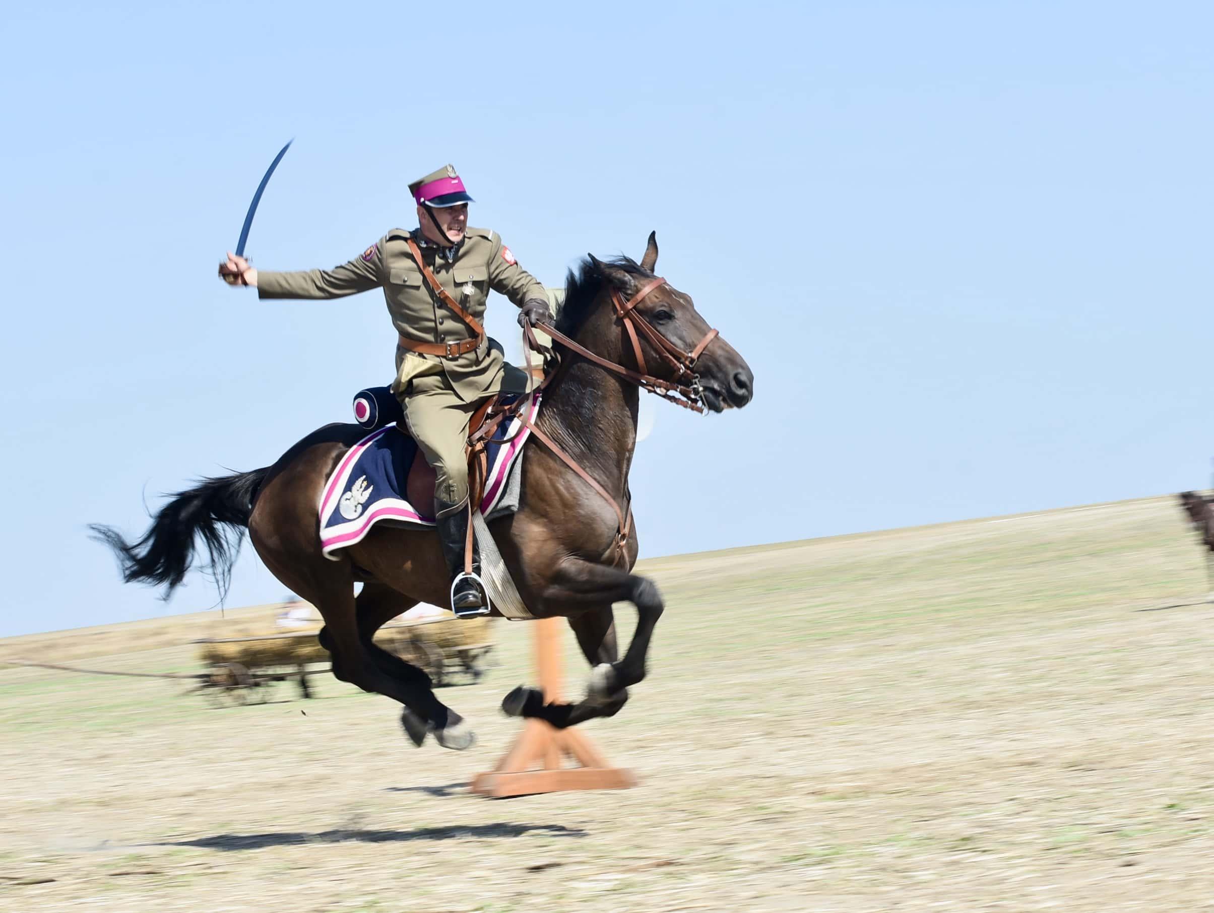 dsc 0697 Czas szabli - 100 rocznica bitwy pod Komarowem(zdjęcia)