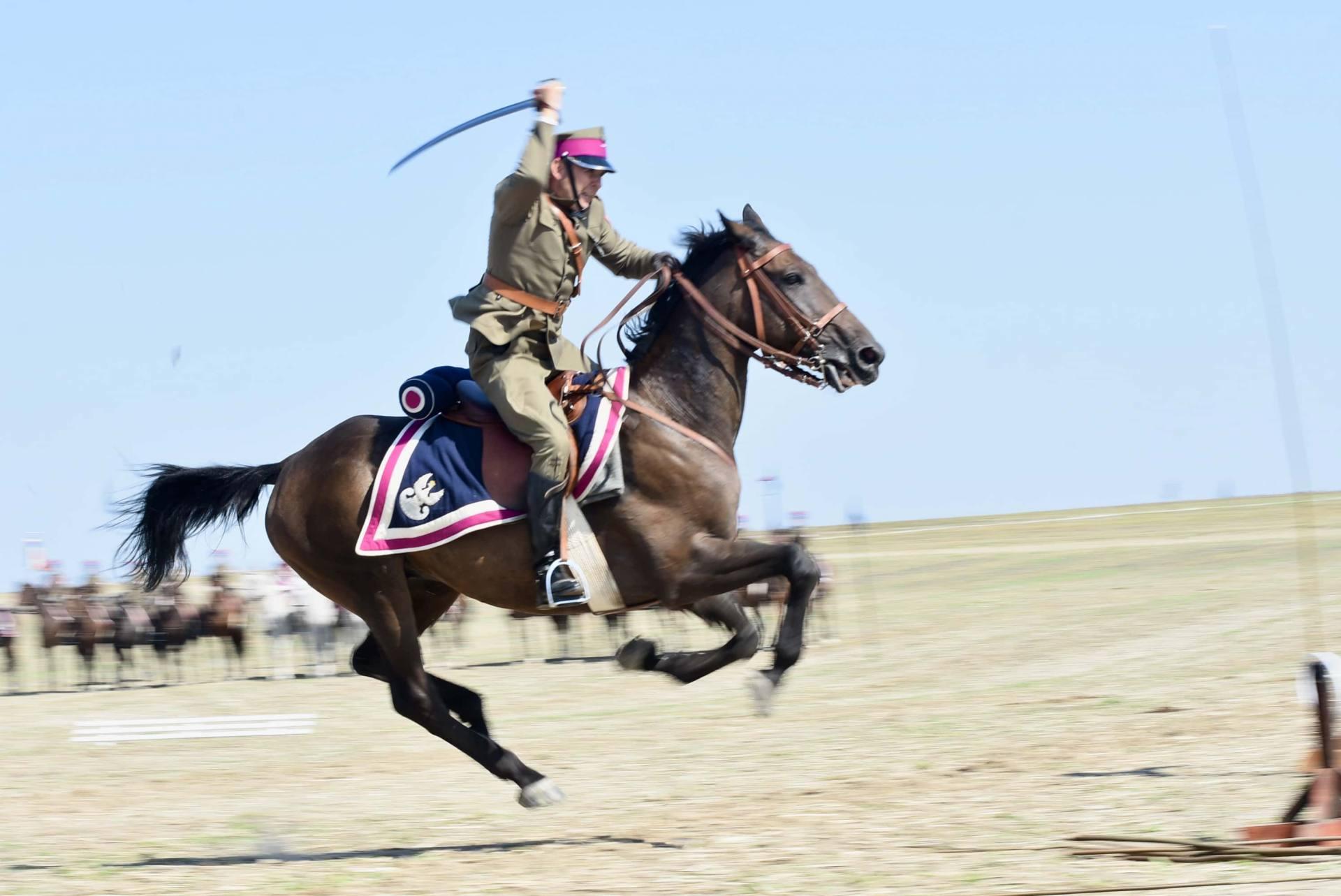 dsc 0700 Czas szabli - 100 rocznica bitwy pod Komarowem(zdjęcia)