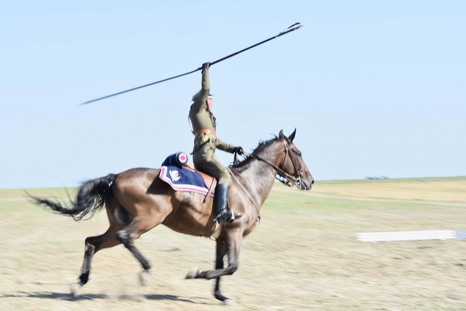 dsc 0713 Czas szabli - 100 rocznica bitwy pod Komarowem(zdjęcia)