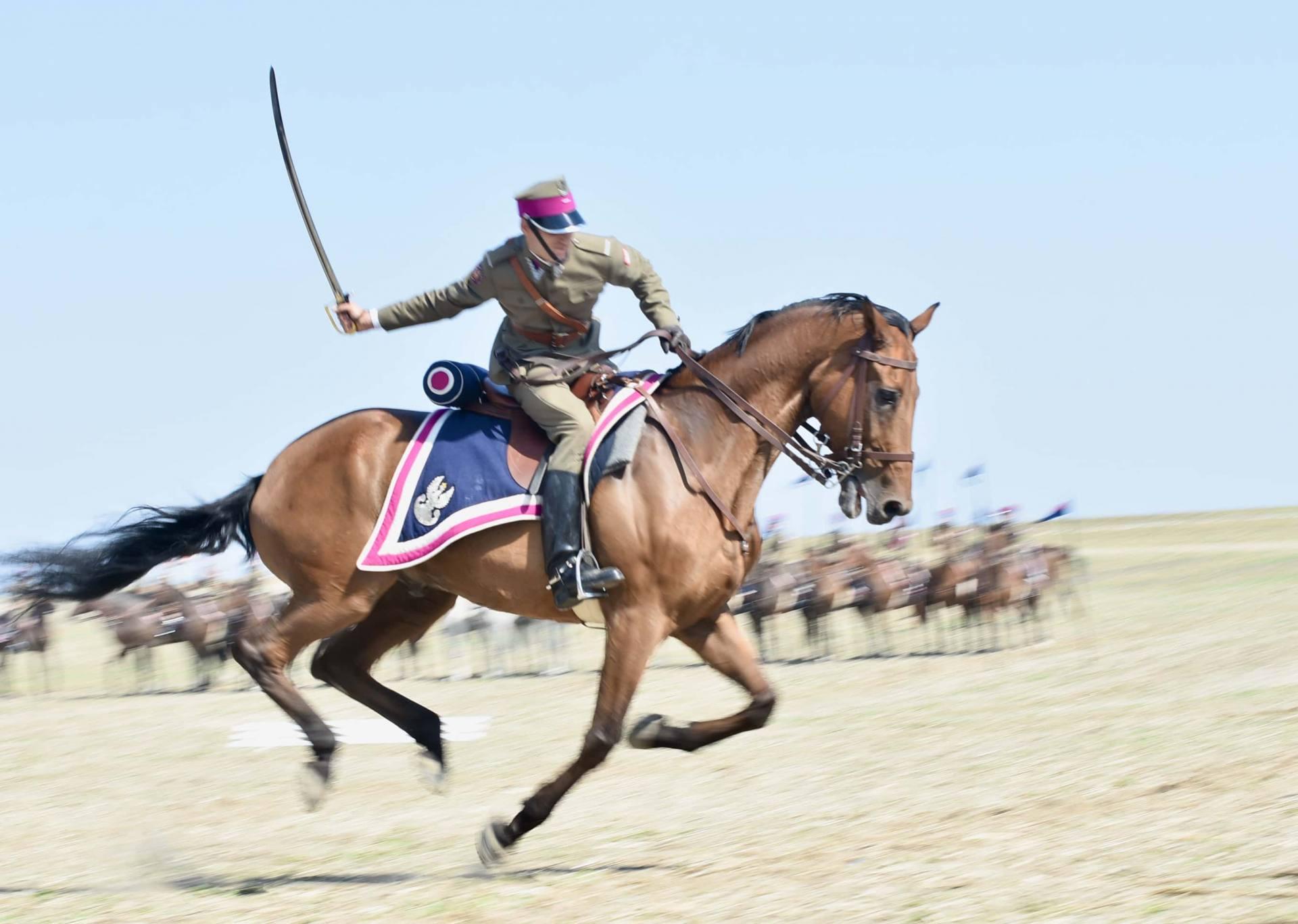 dsc 0719 Czas szabli - 100 rocznica bitwy pod Komarowem(zdjęcia)