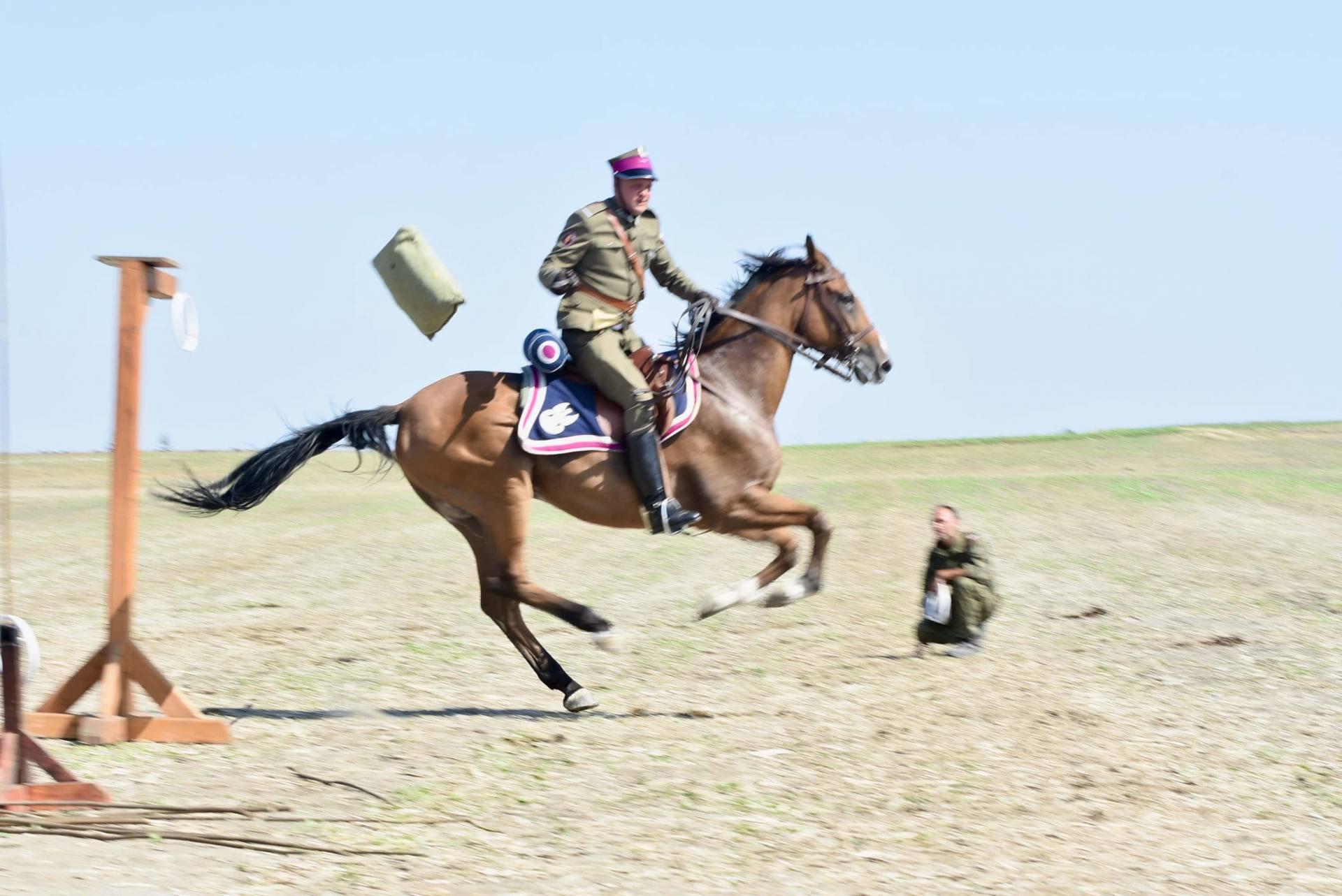 dsc 0738 Czas szabli - 100 rocznica bitwy pod Komarowem(zdjęcia)