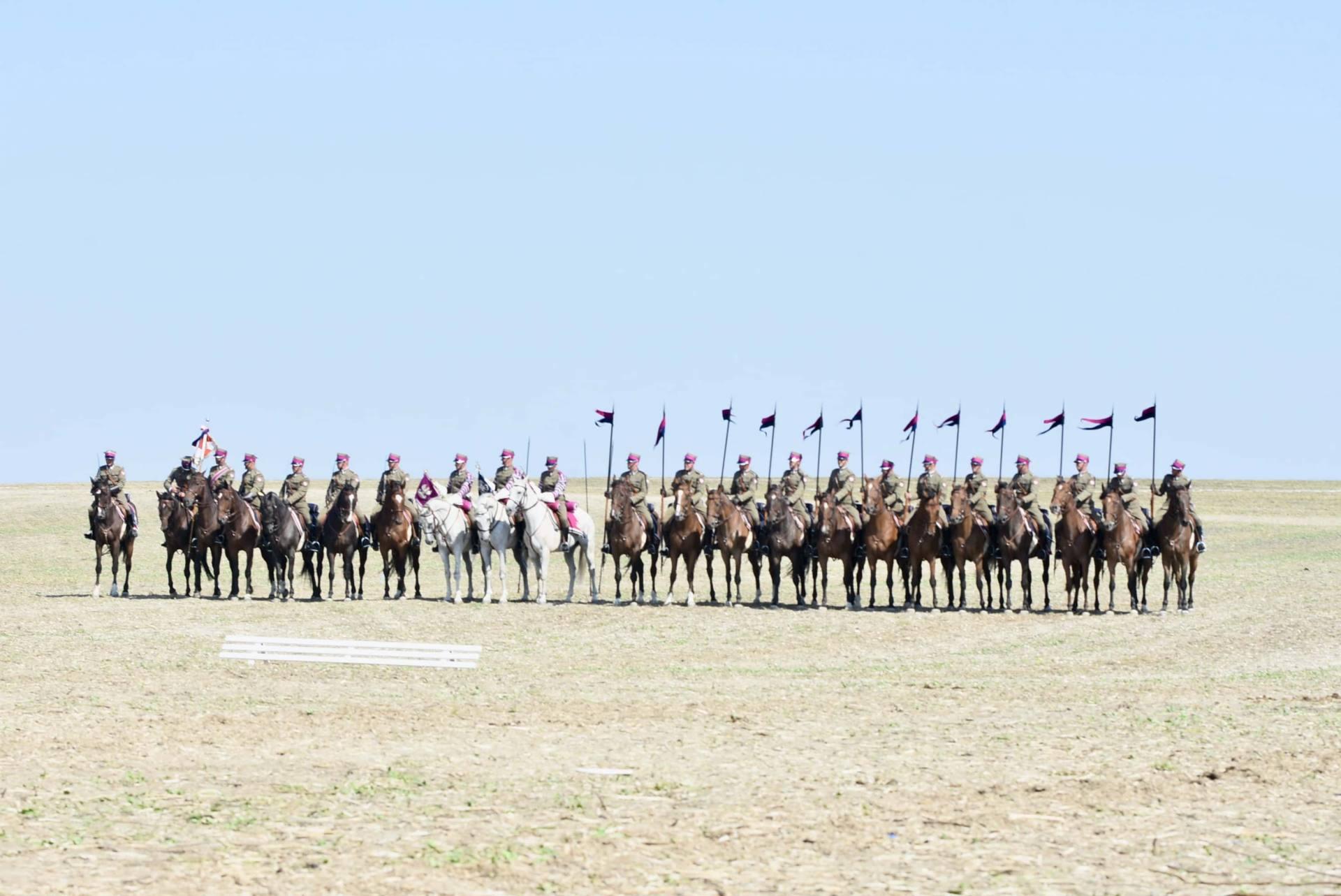 dsc 0744 Czas szabli - 100 rocznica bitwy pod Komarowem(zdjęcia)