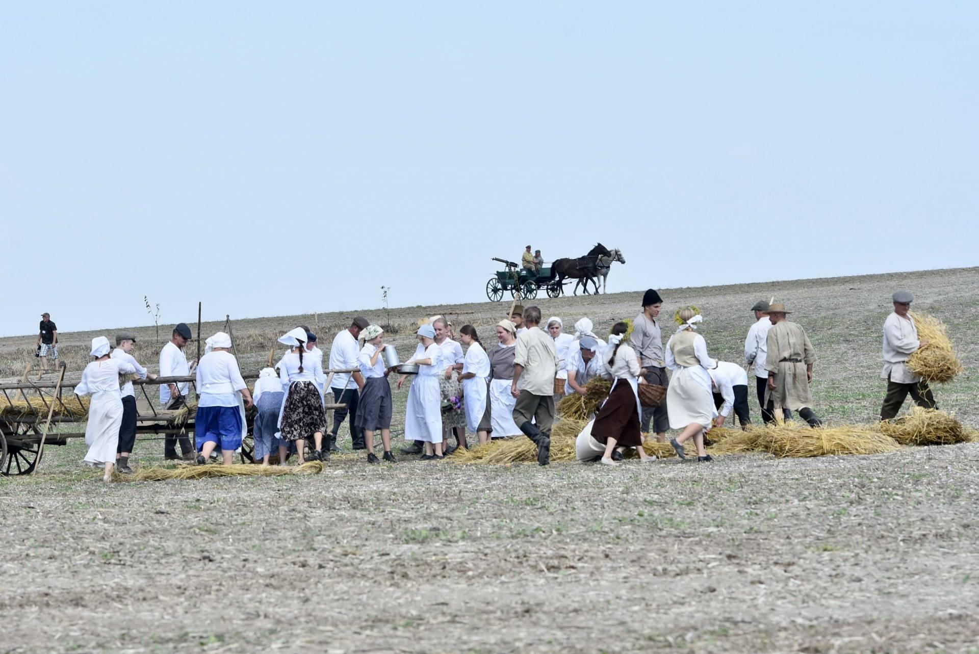 dsc 0756 Czas szabli - 100 rocznica bitwy pod Komarowem(zdjęcia)