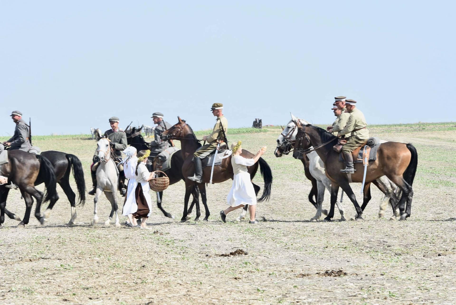 dsc 0773 Czas szabli - 100 rocznica bitwy pod Komarowem(zdjęcia)
