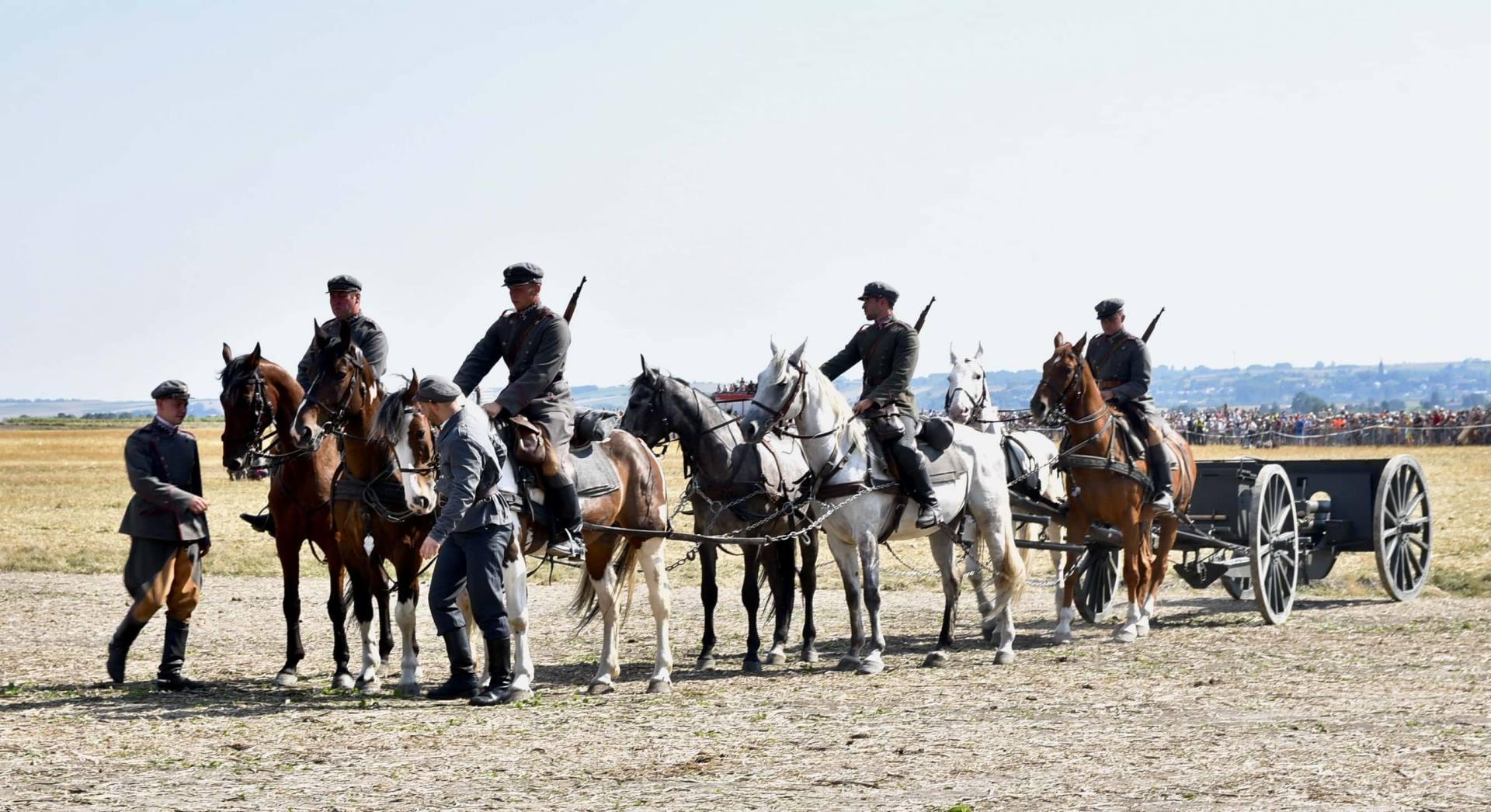 dsc 0795 Czas szabli - 100 rocznica bitwy pod Komarowem(zdjęcia)