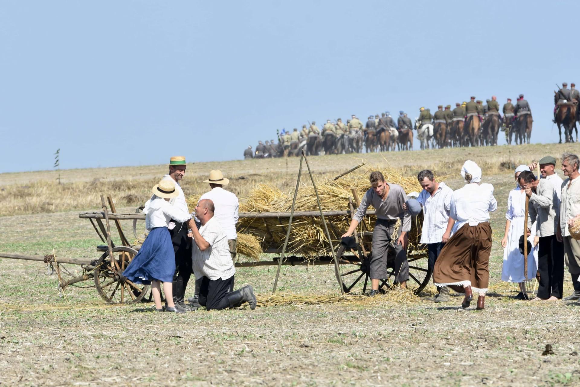 dsc 0816 Czas szabli - 100 rocznica bitwy pod Komarowem(zdjęcia)