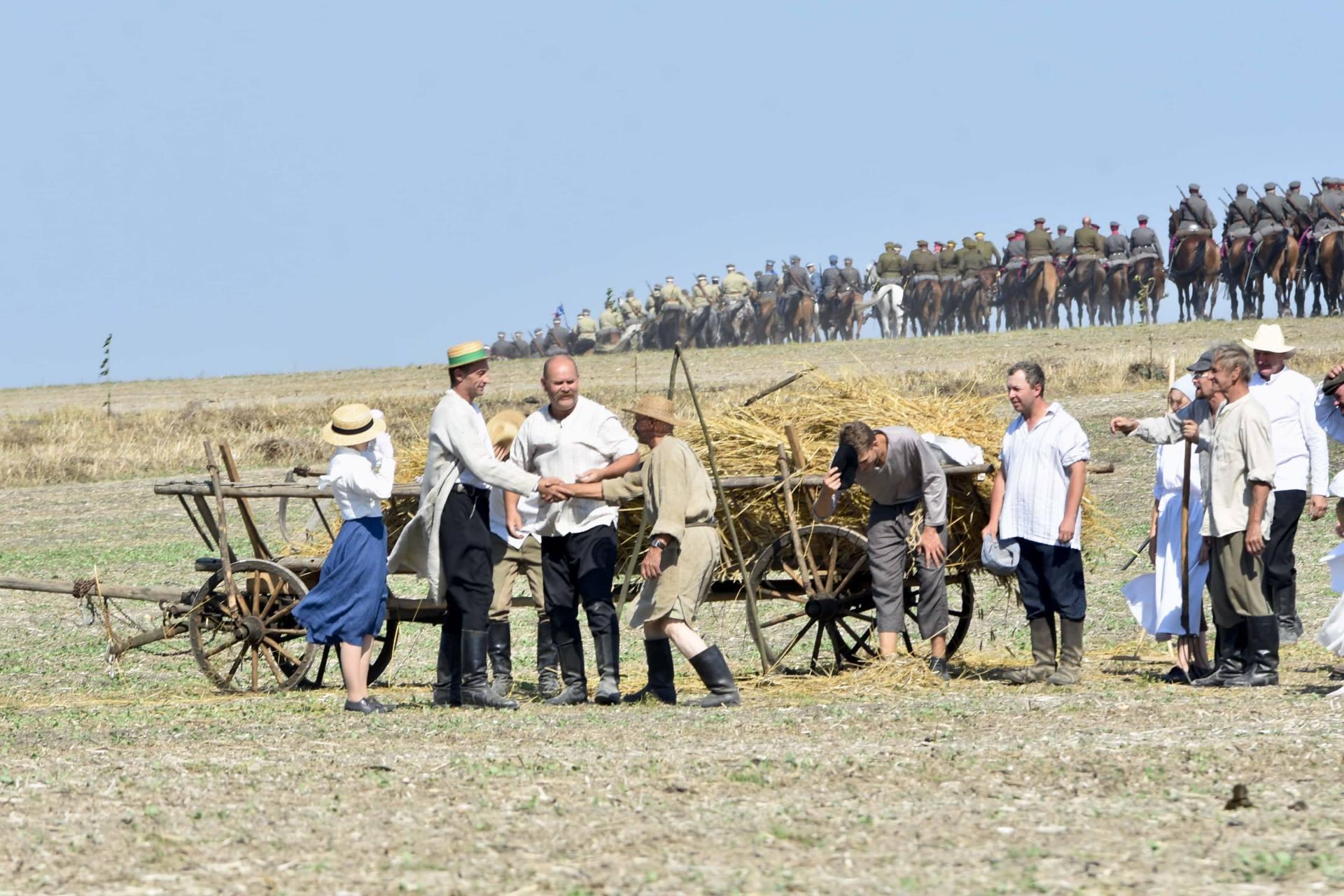 dsc 0822 Czas szabli - 100 rocznica bitwy pod Komarowem(zdjęcia)