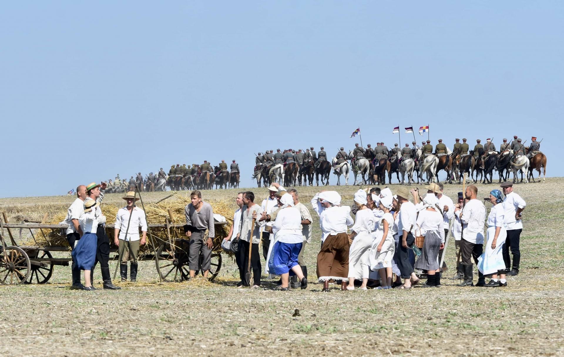 dsc 0827 Czas szabli - 100 rocznica bitwy pod Komarowem(zdjęcia)
