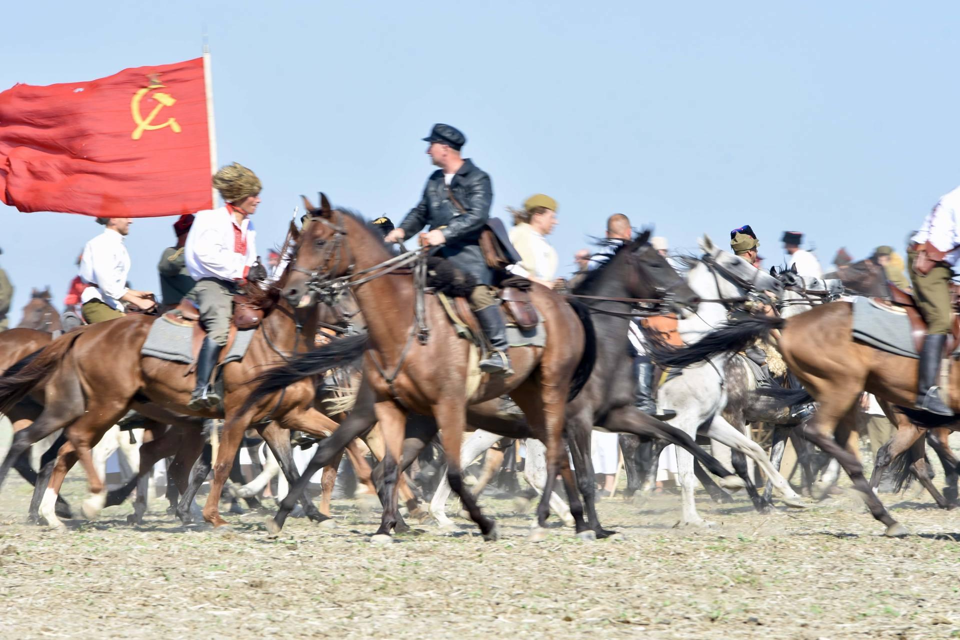 dsc 0859 Czas szabli - 100 rocznica bitwy pod Komarowem(zdjęcia)