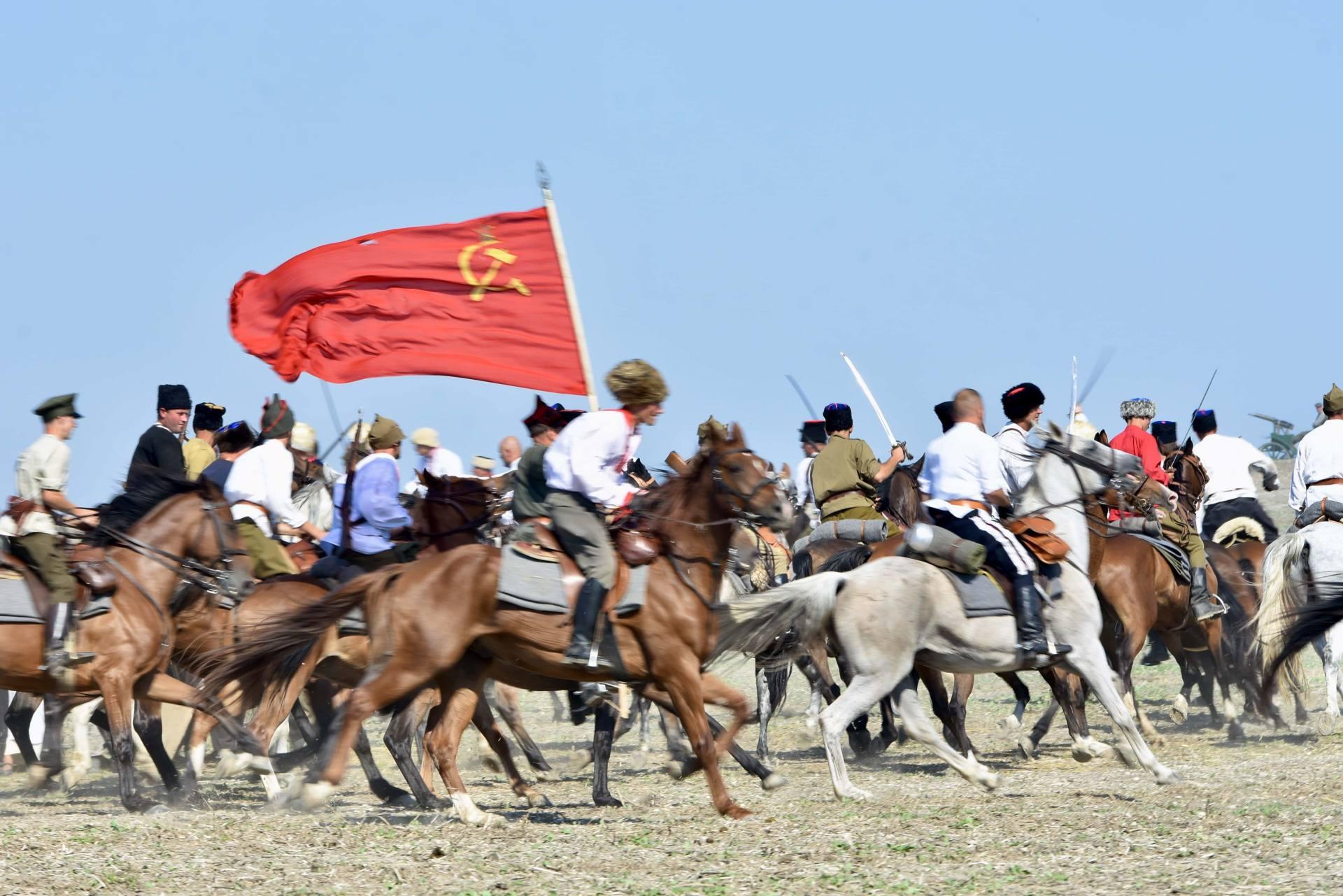 dsc 0863 Czas szabli - 100 rocznica bitwy pod Komarowem(zdjęcia)