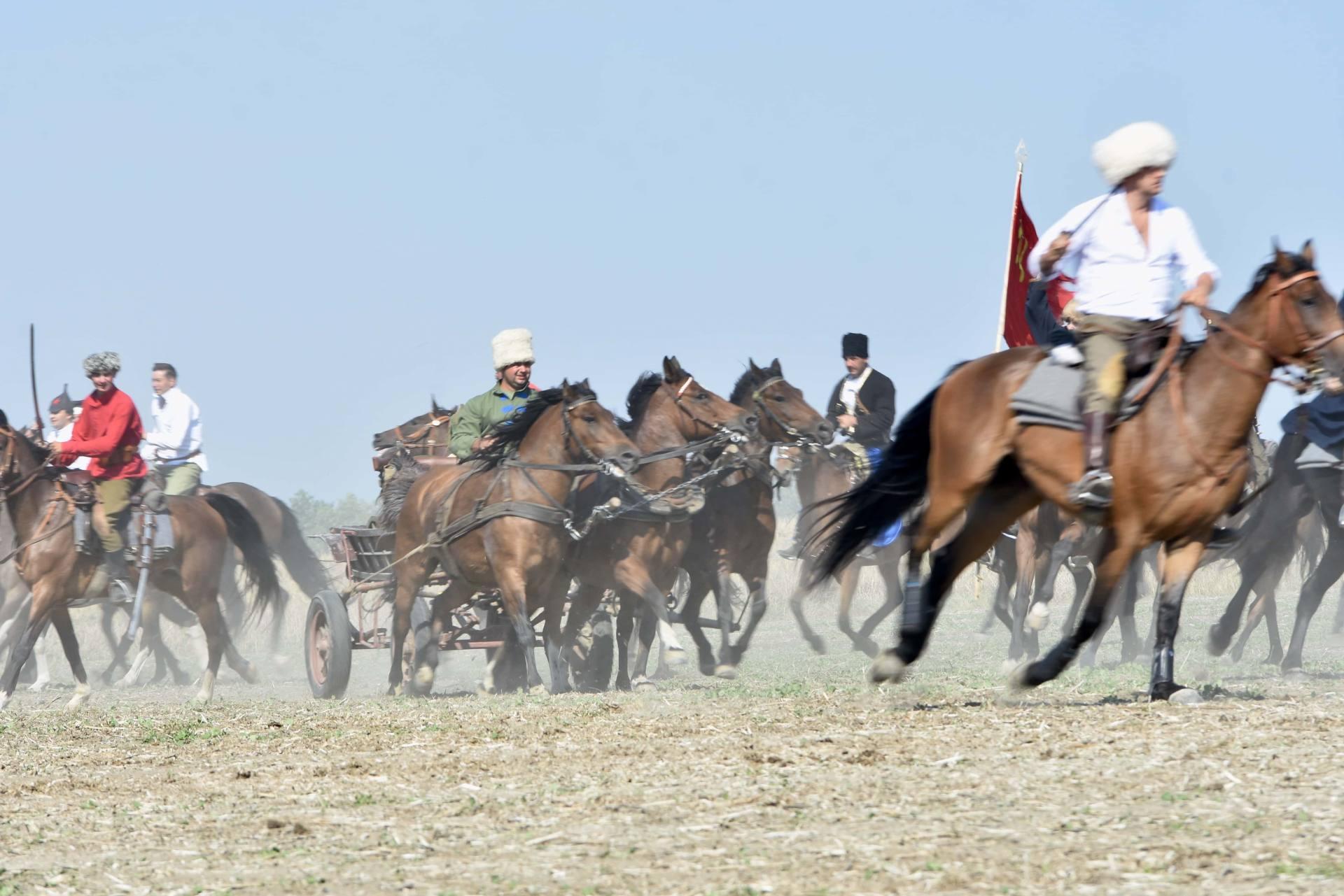 dsc 0874 Czas szabli - 100 rocznica bitwy pod Komarowem(zdjęcia)