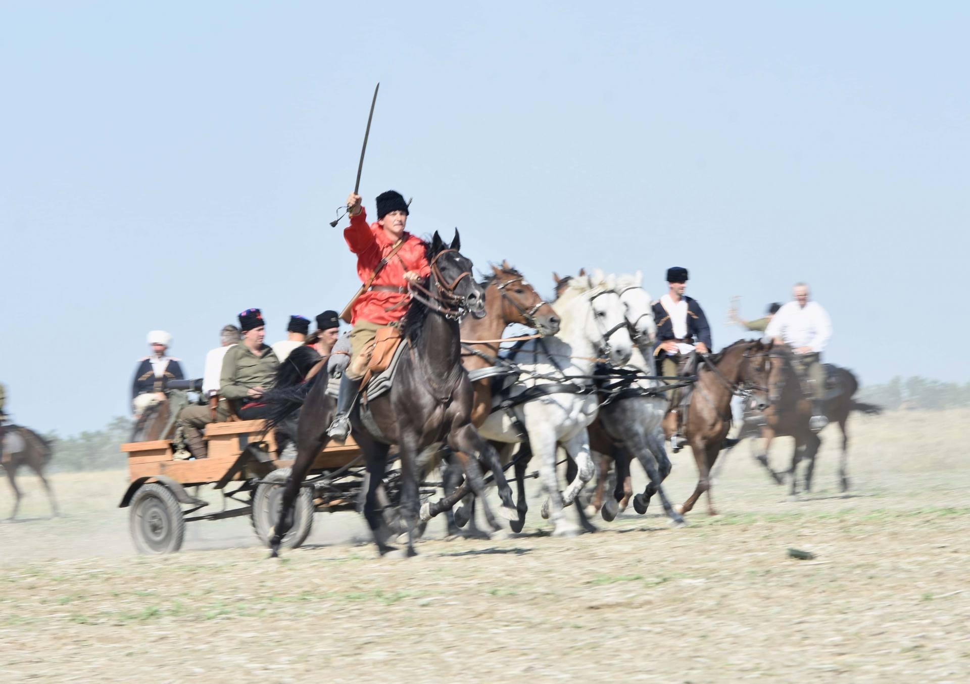 dsc 0889 Czas szabli - 100 rocznica bitwy pod Komarowem(zdjęcia)