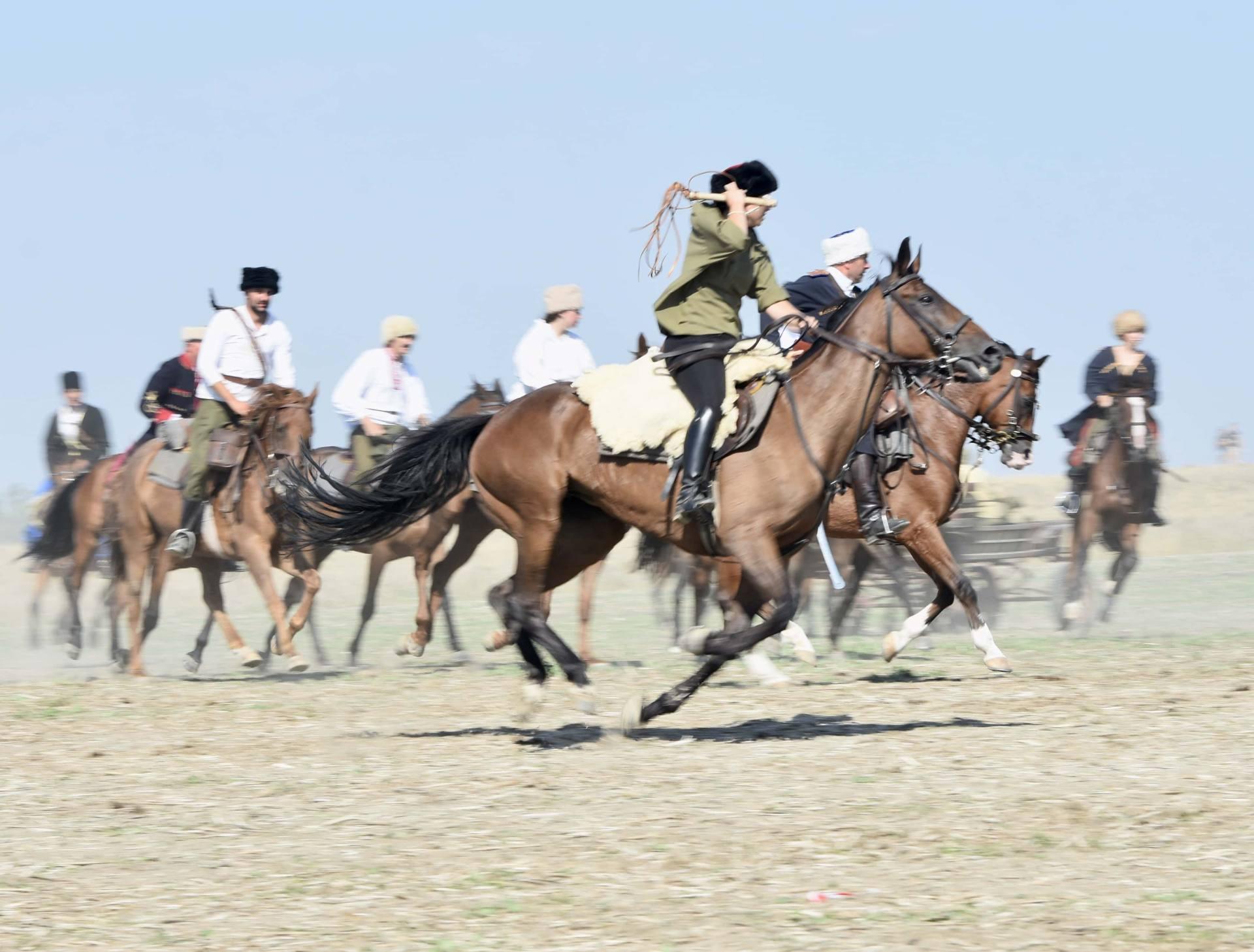 dsc 0899 Czas szabli - 100 rocznica bitwy pod Komarowem(zdjęcia)
