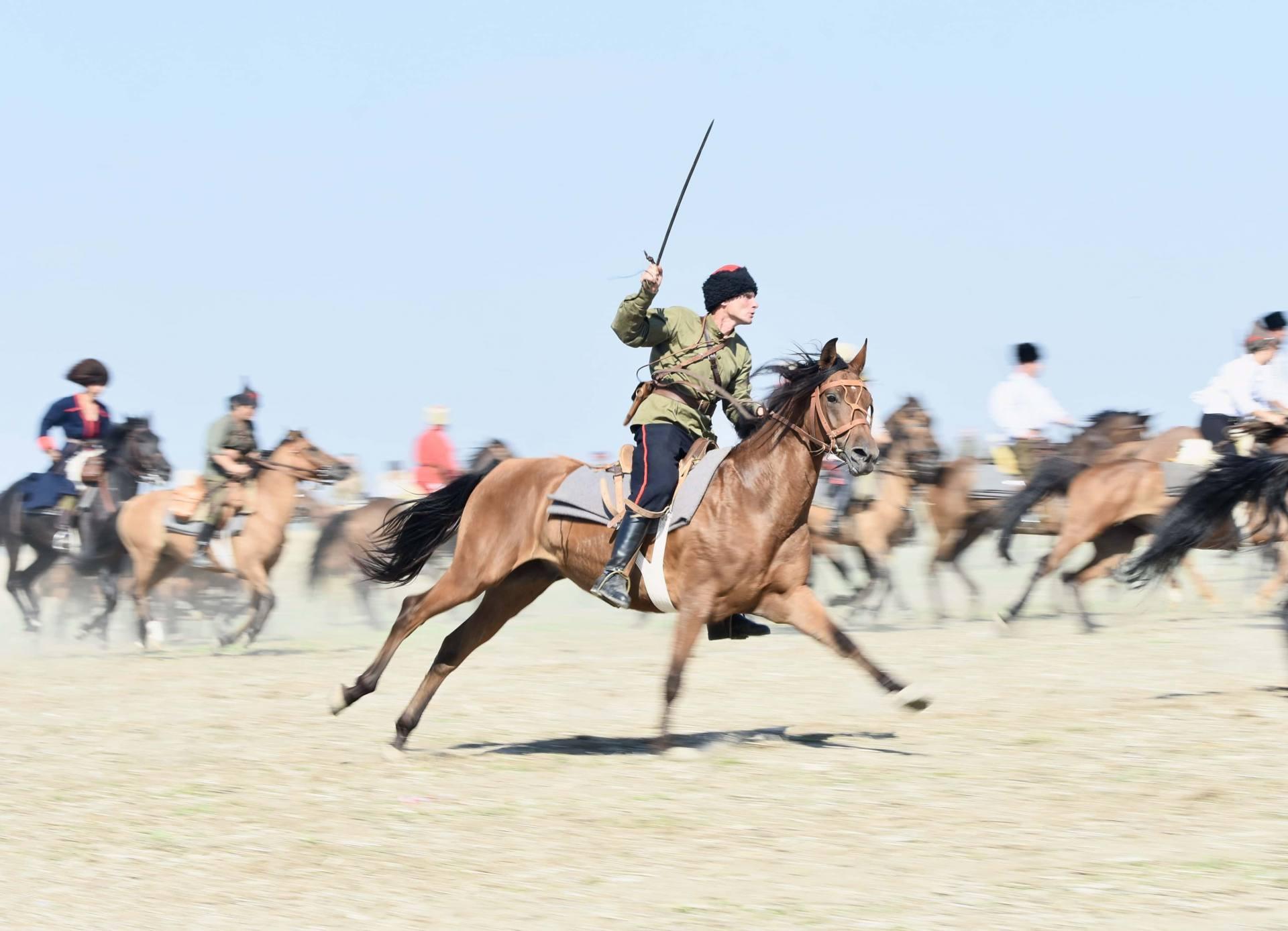 dsc 0904 Czas szabli - 100 rocznica bitwy pod Komarowem(zdjęcia)