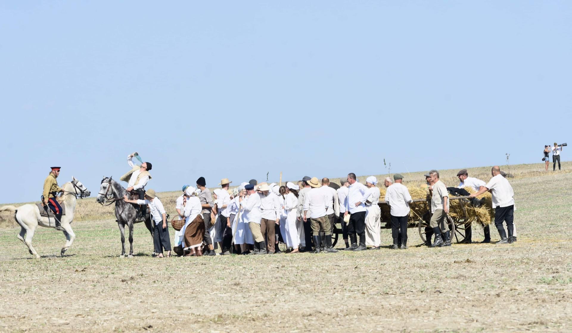 dsc 0925 Czas szabli - 100 rocznica bitwy pod Komarowem(zdjęcia)