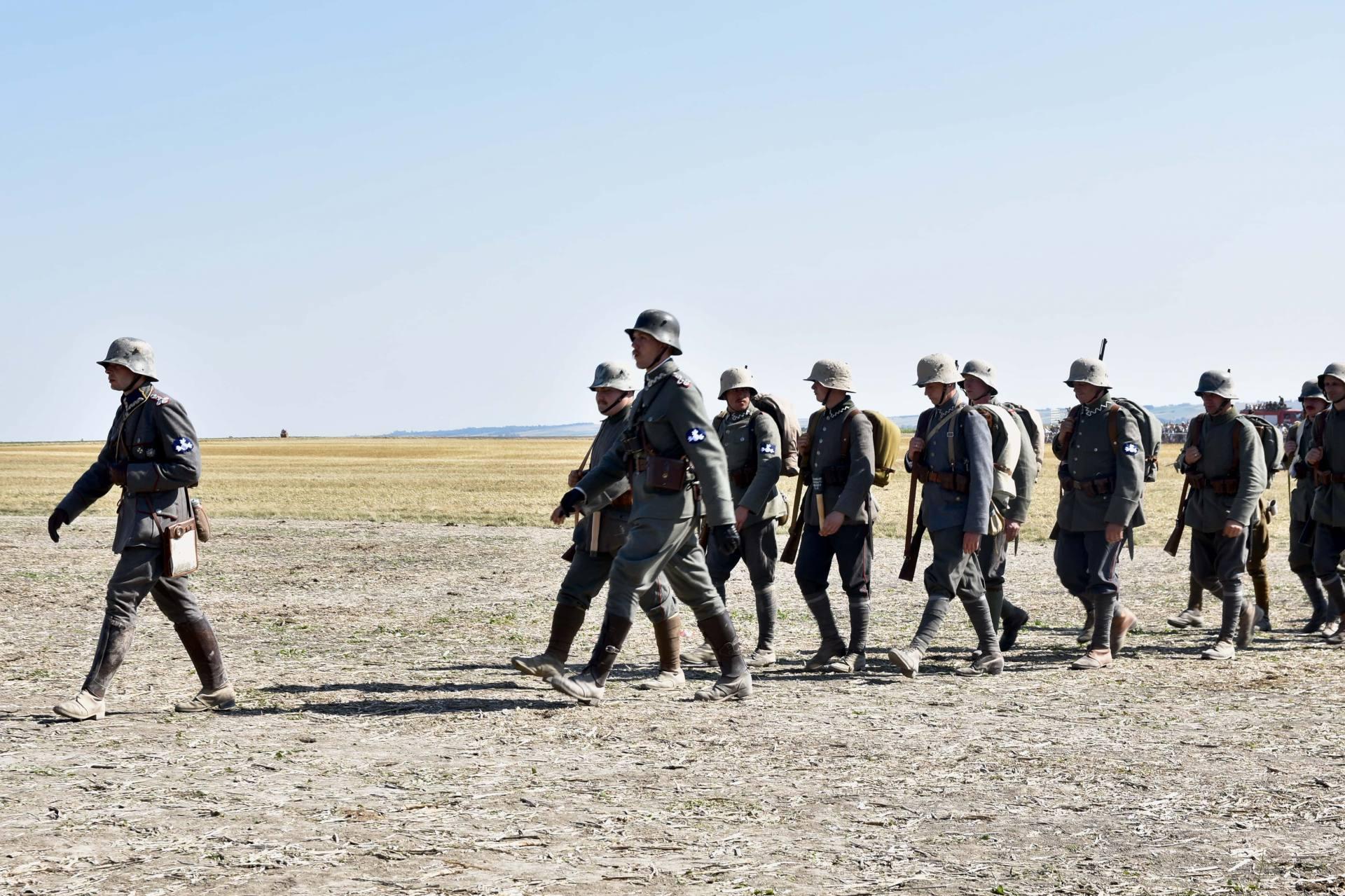 dsc 0929 Czas szabli - 100 rocznica bitwy pod Komarowem(zdjęcia)