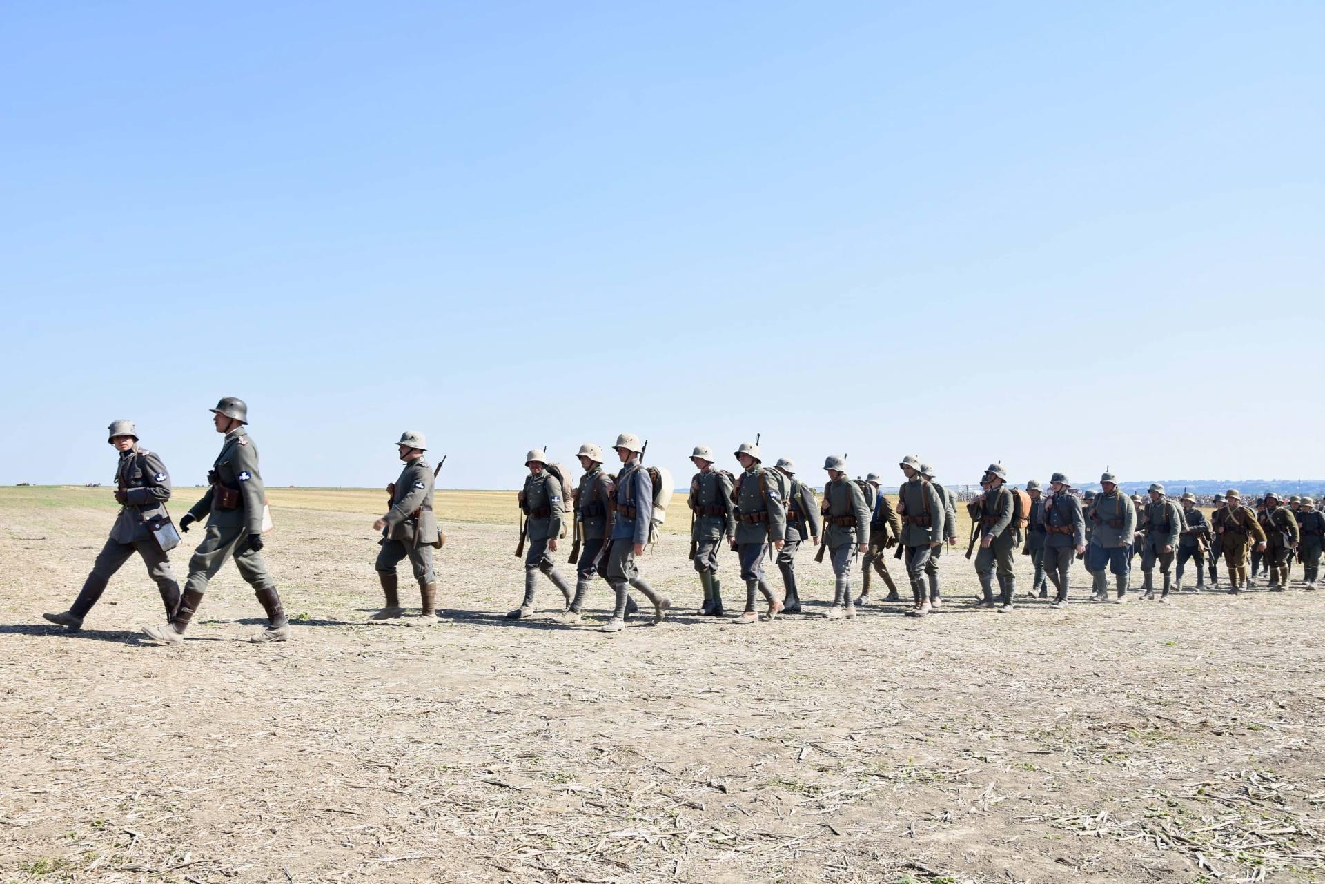 dsc 0931 Czas szabli - 100 rocznica bitwy pod Komarowem(zdjęcia)