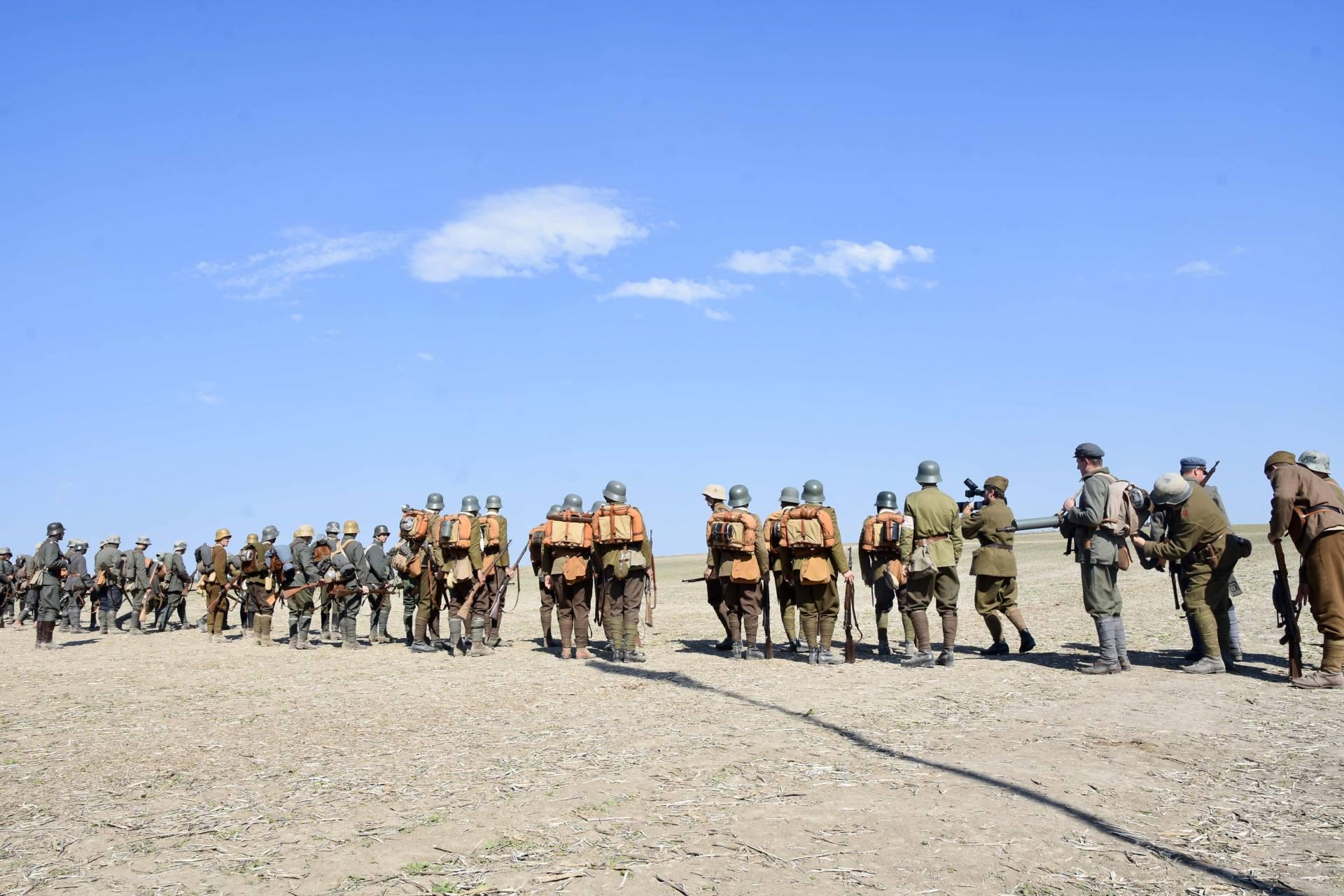 dsc 0933 Czas szabli - 100 rocznica bitwy pod Komarowem(zdjęcia)