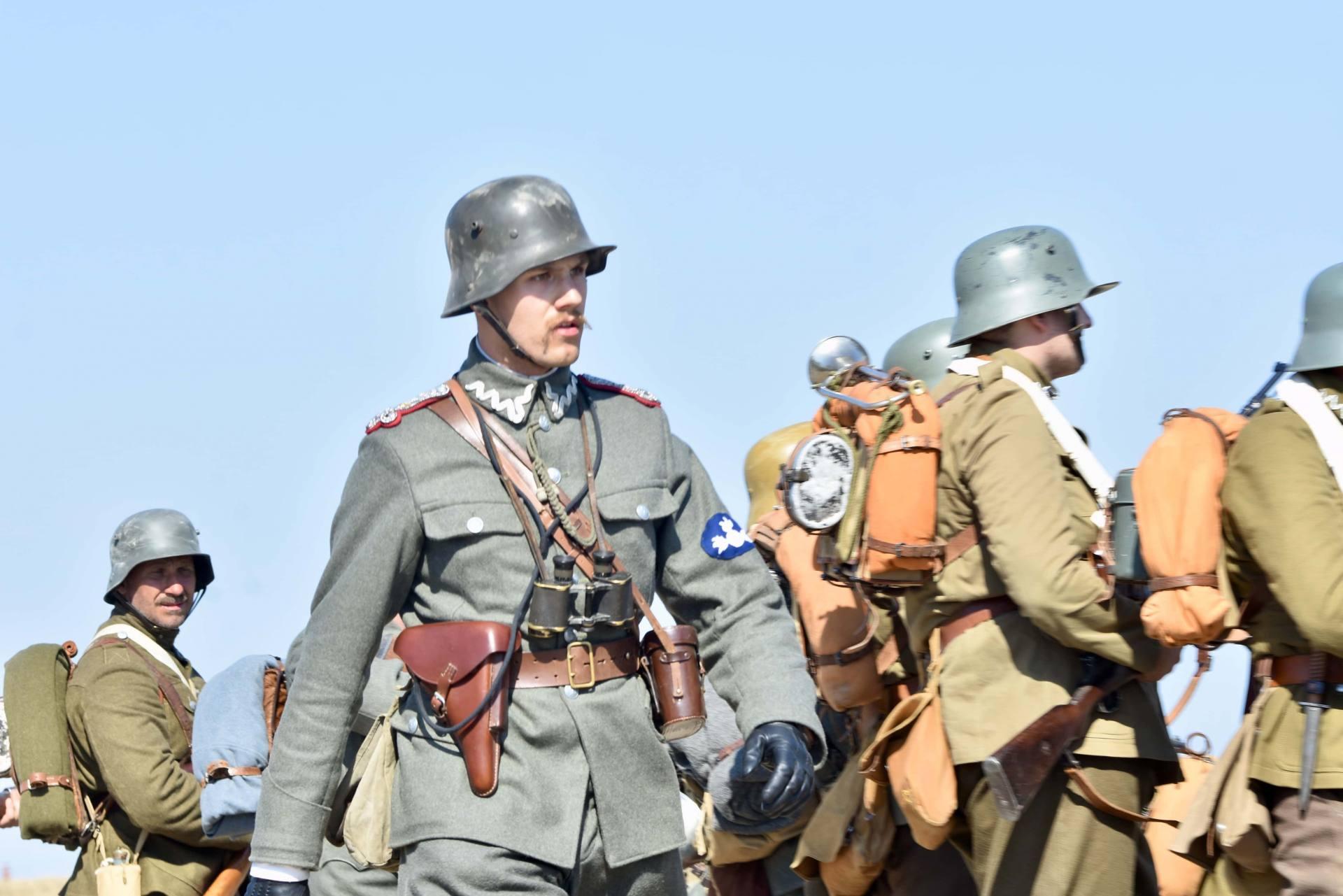 dsc 0935 Czas szabli - 100 rocznica bitwy pod Komarowem(zdjęcia)