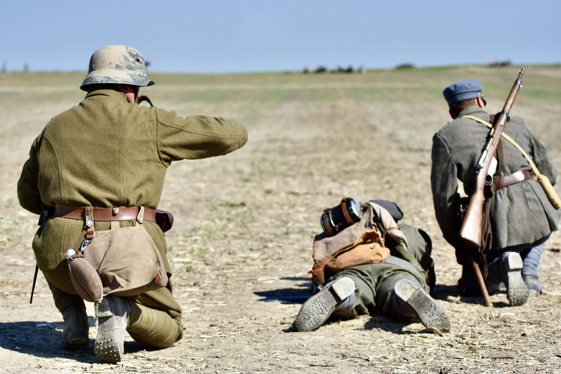 dsc 0938 Czas szabli - 100 rocznica bitwy pod Komarowem(zdjęcia)