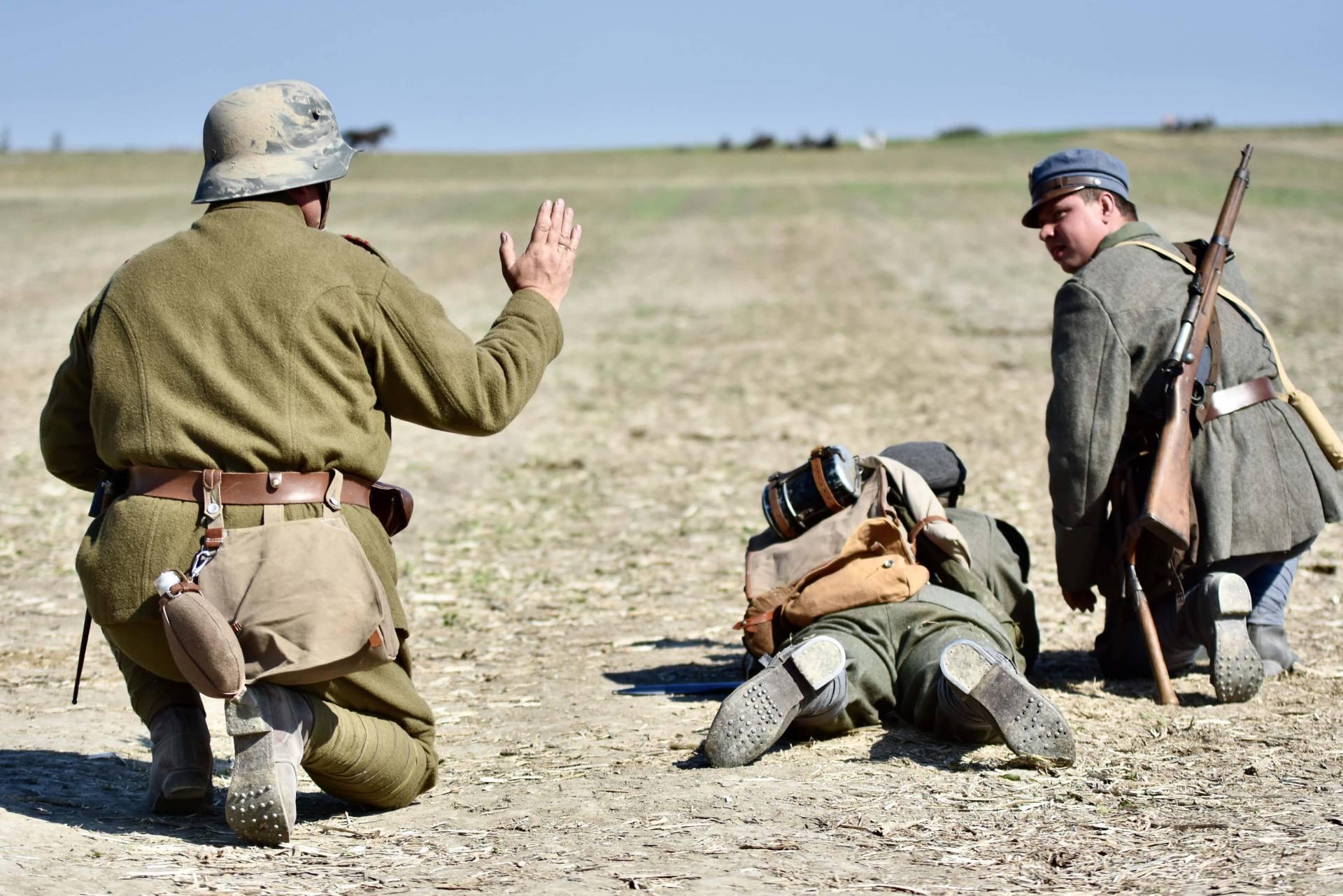 dsc 0941 Czas szabli - 100 rocznica bitwy pod Komarowem(zdjęcia)