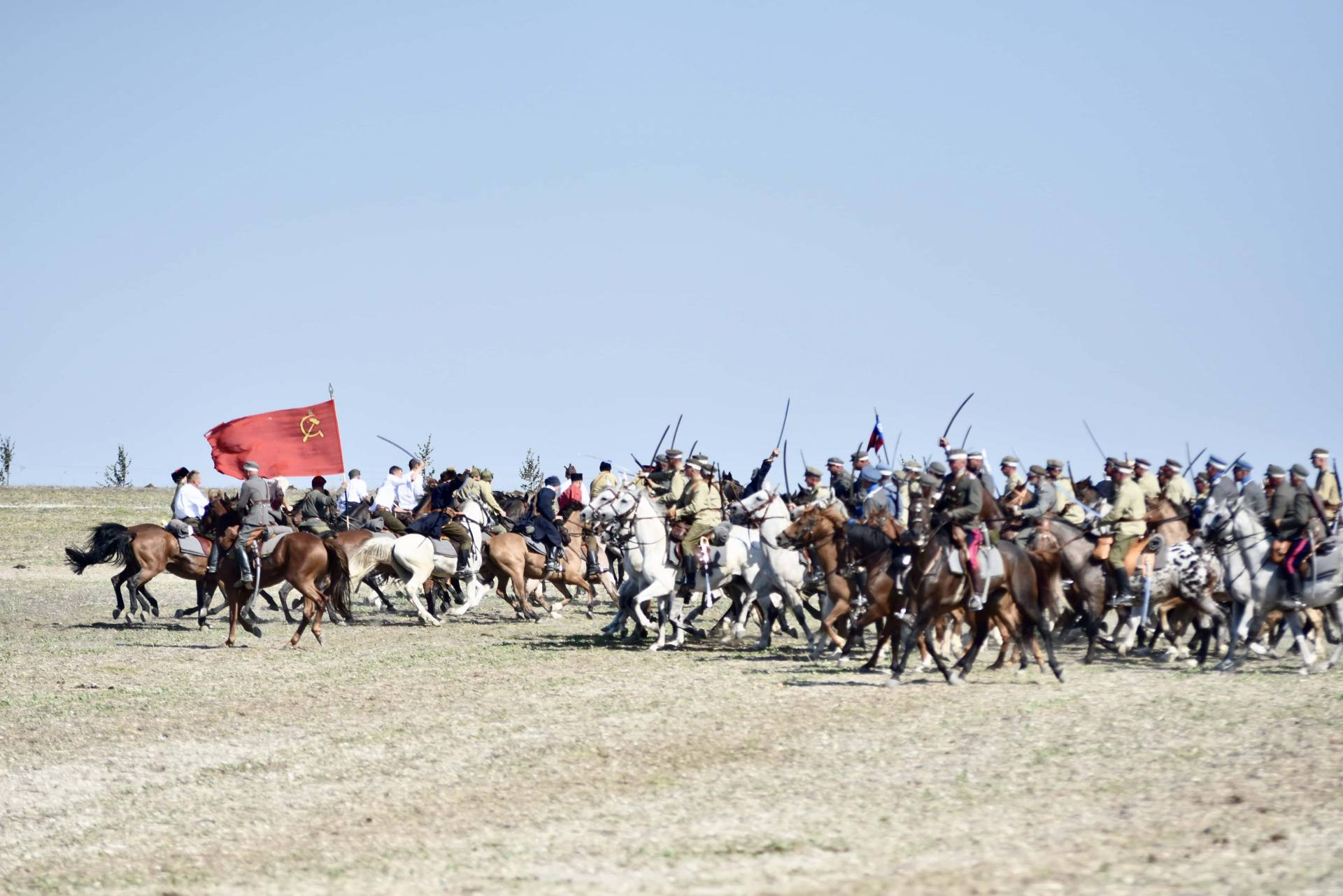 dsc 0960 Czas szabli - 100 rocznica bitwy pod Komarowem(zdjęcia)