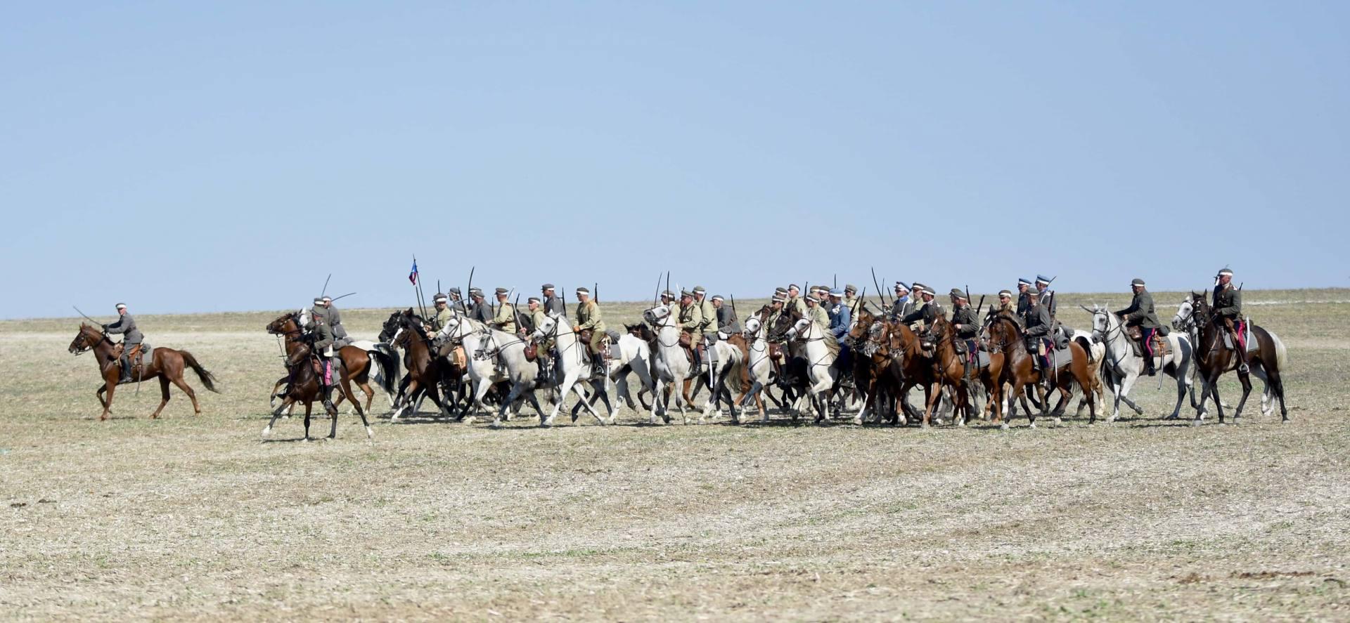 dsc 0969 Czas szabli - 100 rocznica bitwy pod Komarowem(zdjęcia)