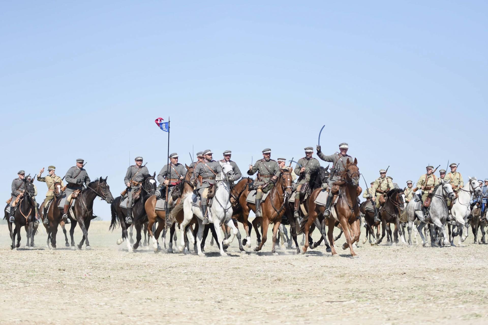 dsc 0970 Czas szabli - 100 rocznica bitwy pod Komarowem(zdjęcia)