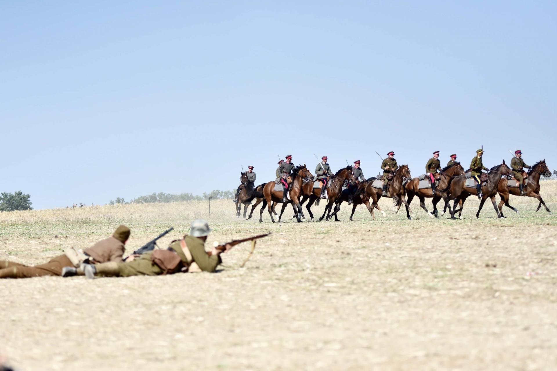 dsc 0989 Czas szabli - 100 rocznica bitwy pod Komarowem(zdjęcia)