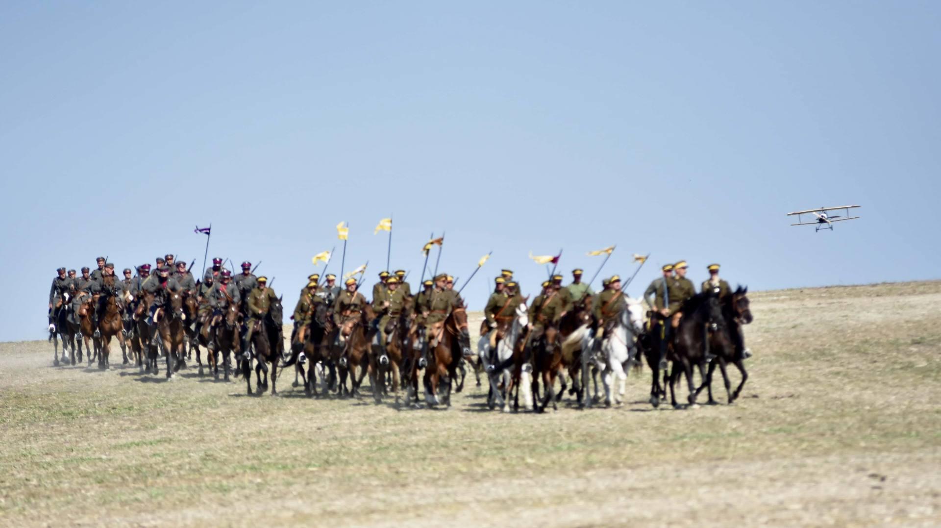 dsc 1004 Czas szabli - 100 rocznica bitwy pod Komarowem(zdjęcia)