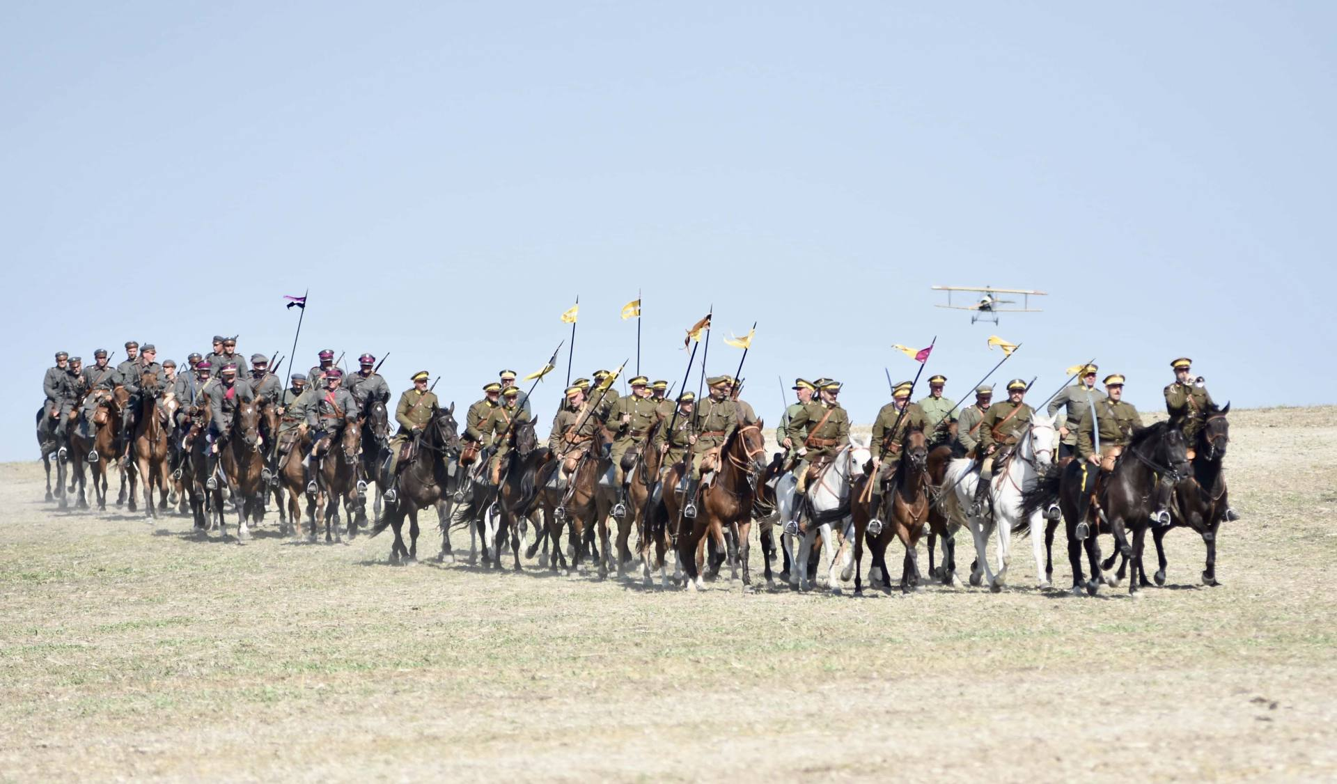 dsc 1006 Czas szabli - 100 rocznica bitwy pod Komarowem(zdjęcia)
