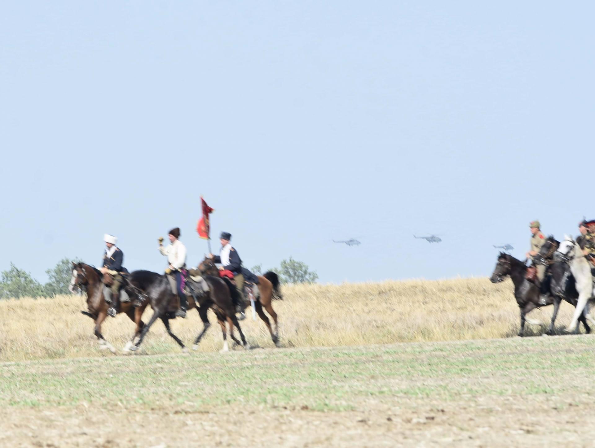 dsc 1012 Czas szabli - 100 rocznica bitwy pod Komarowem(zdjęcia)