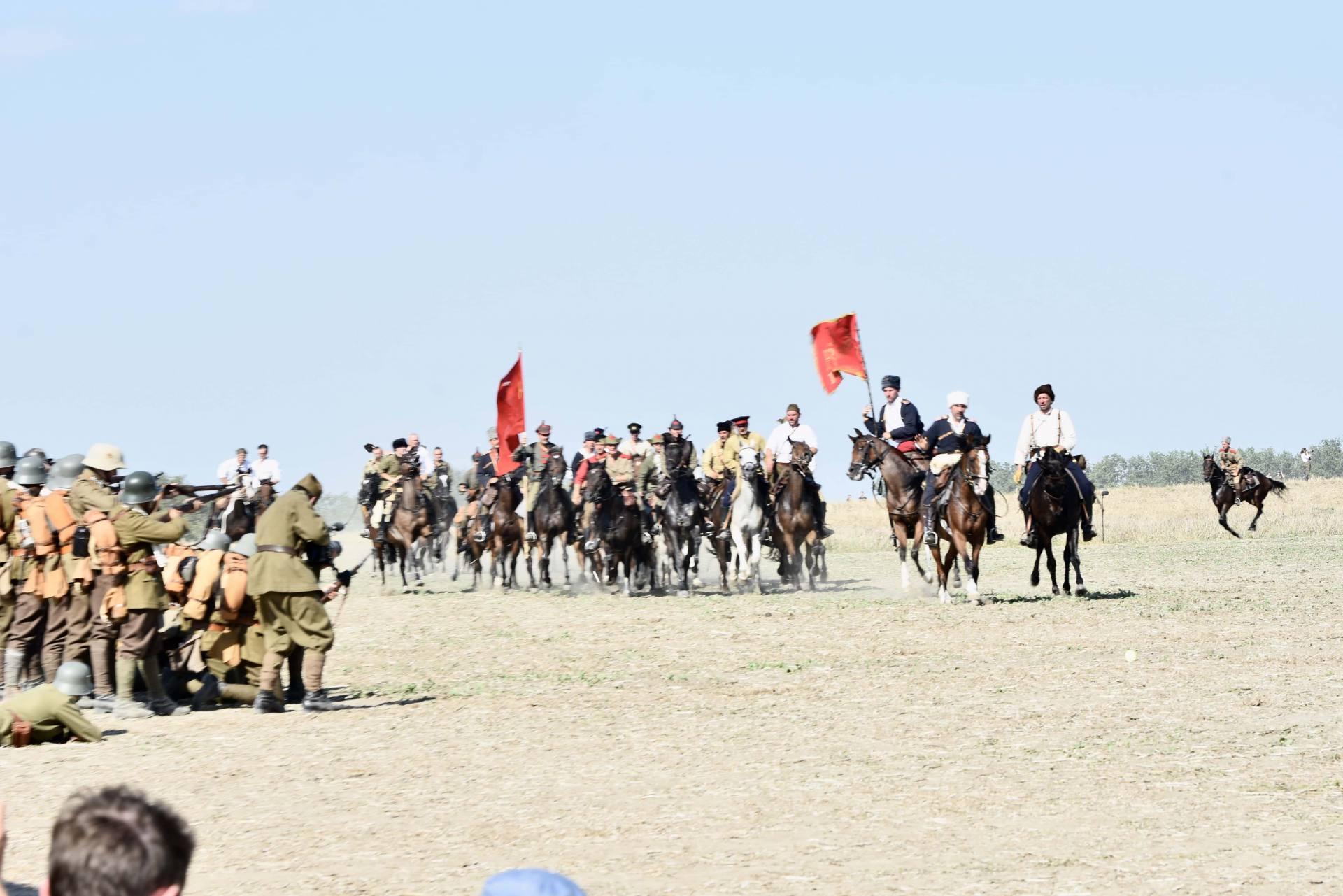dsc 1020 Czas szabli - 100 rocznica bitwy pod Komarowem(zdjęcia)
