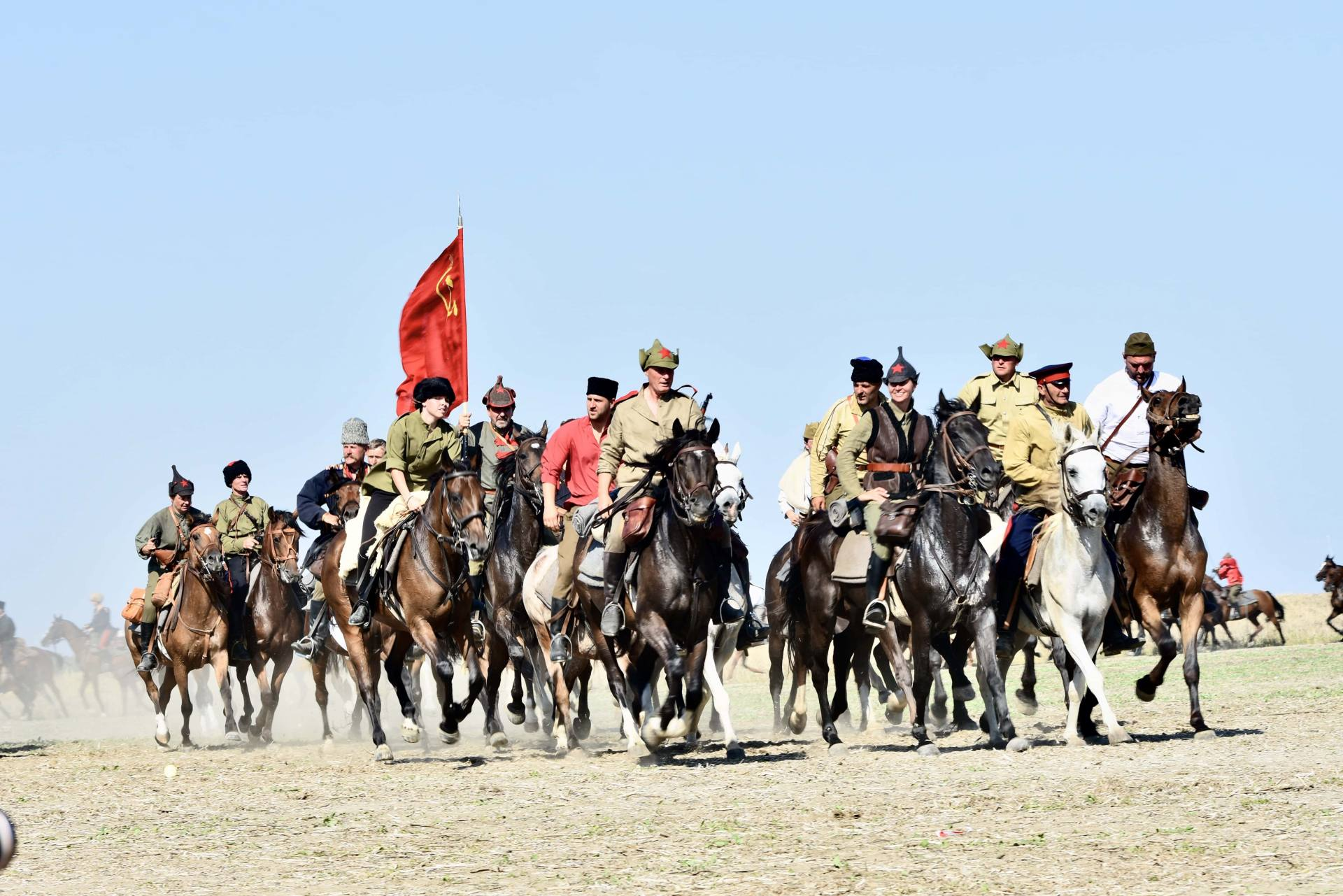 dsc 1023 Czas szabli - 100 rocznica bitwy pod Komarowem(zdjęcia)