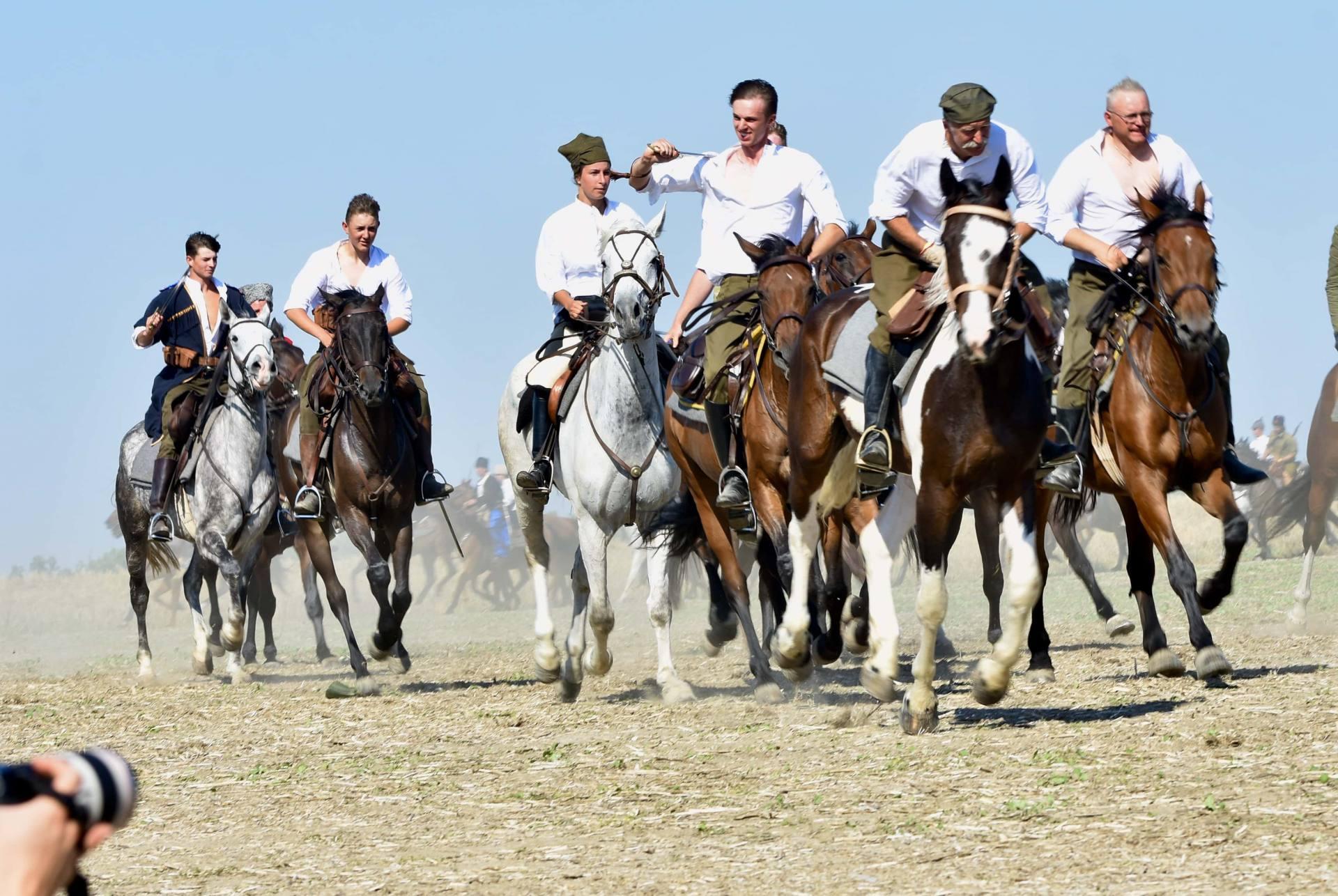 dsc 1026 Czas szabli - 100 rocznica bitwy pod Komarowem(zdjęcia)