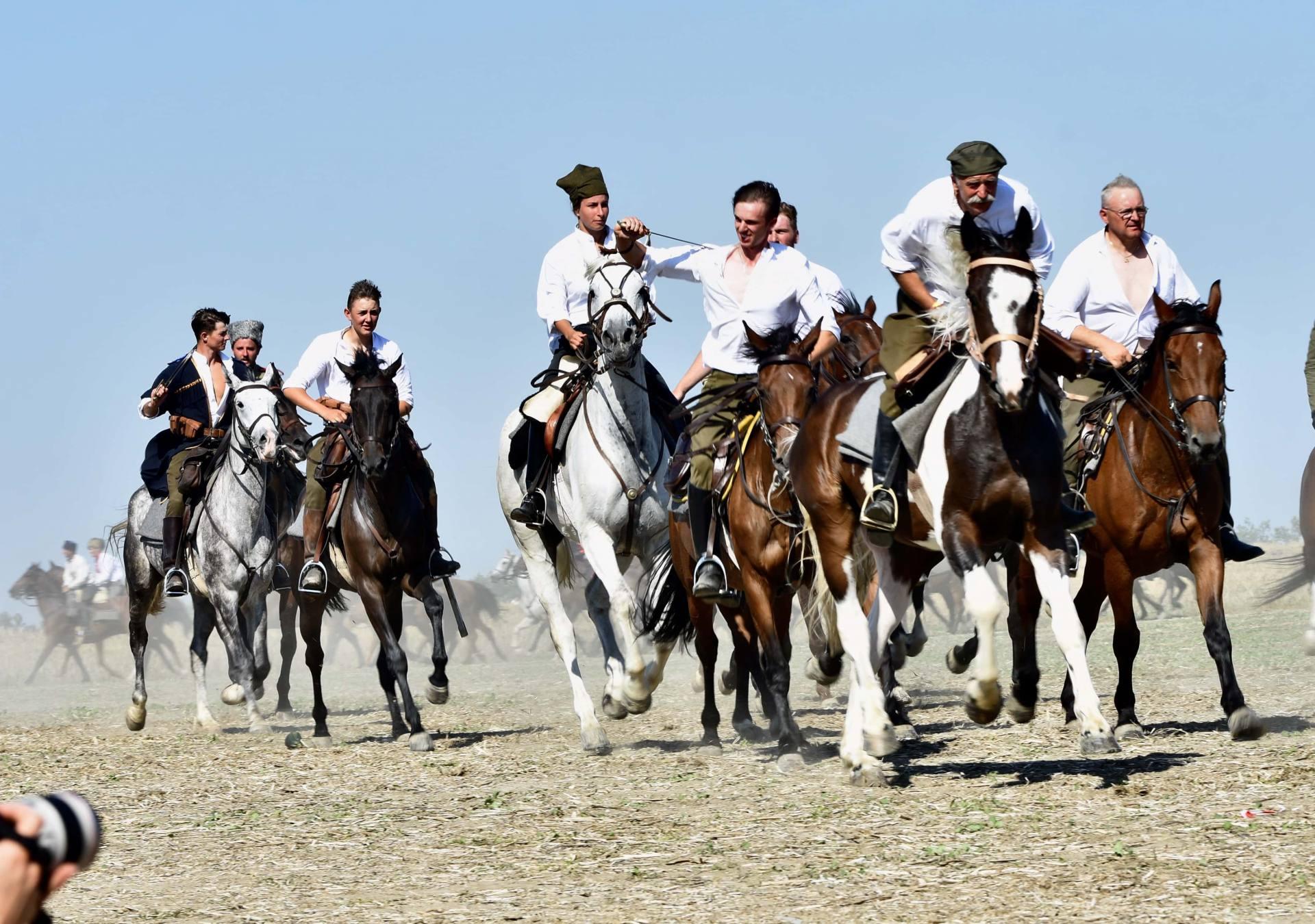 dsc 1027 Czas szabli - 100 rocznica bitwy pod Komarowem(zdjęcia)