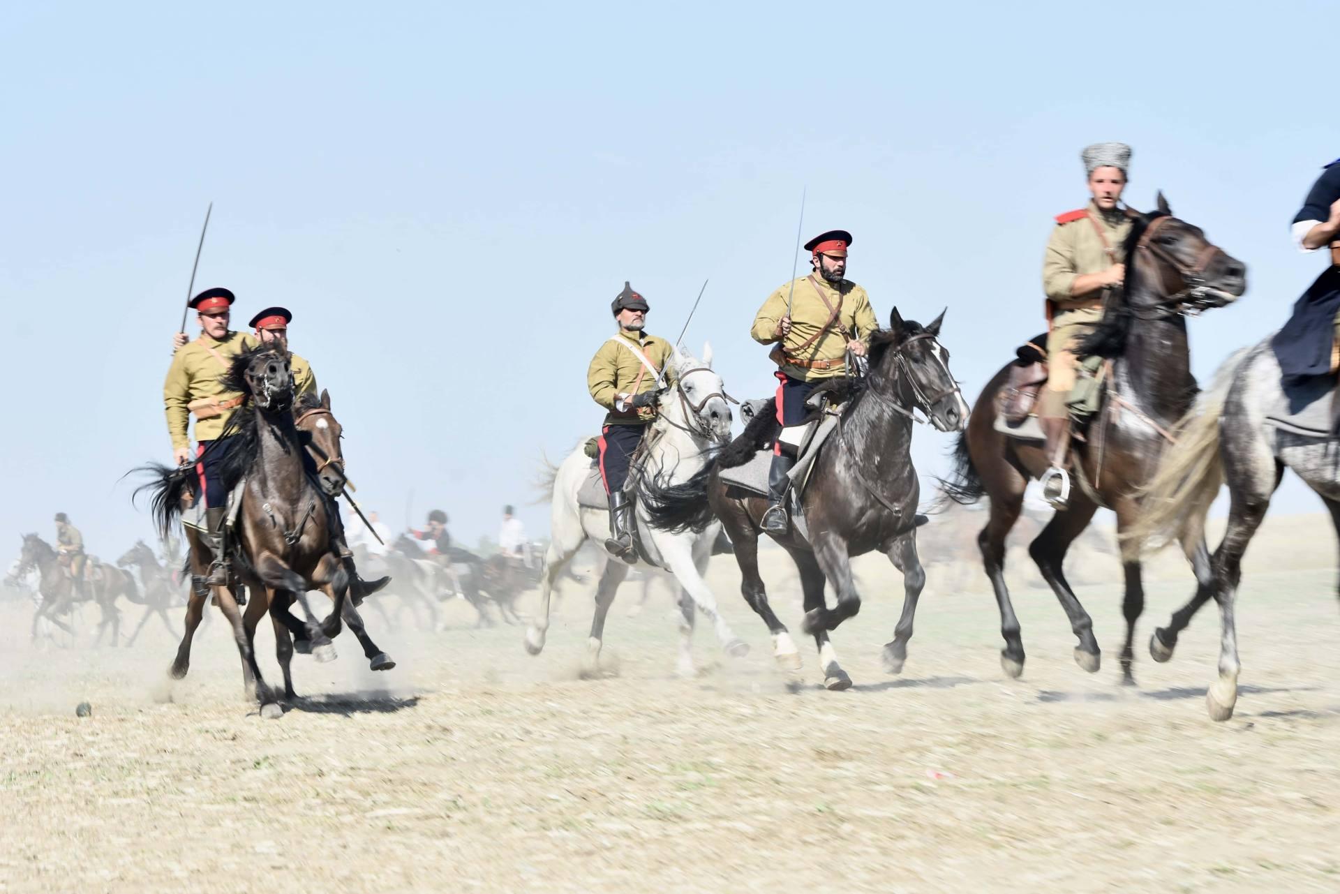 dsc 1036 Czas szabli - 100 rocznica bitwy pod Komarowem(zdjęcia)