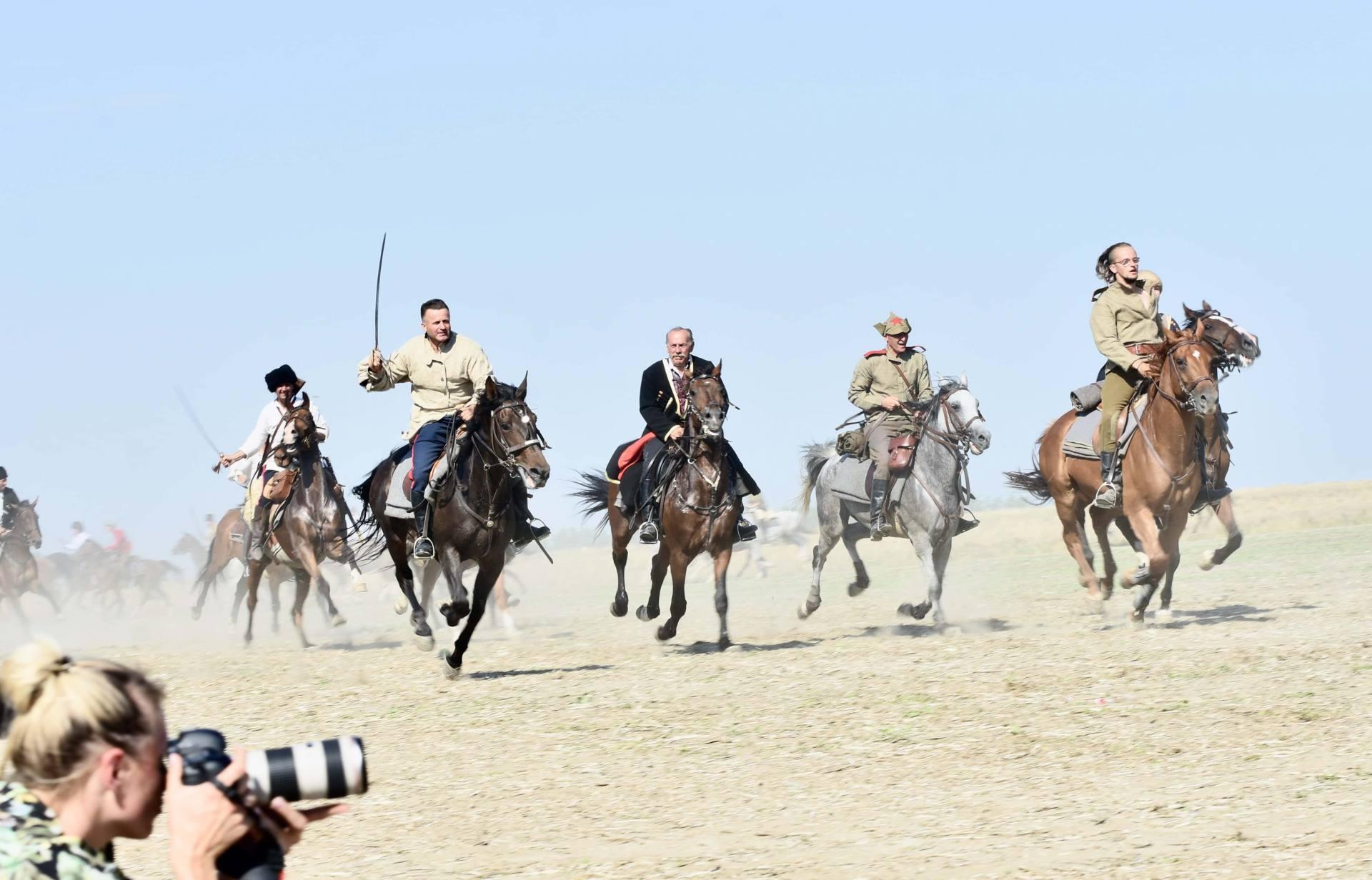 dsc 1045 Czas szabli - 100 rocznica bitwy pod Komarowem(zdjęcia)