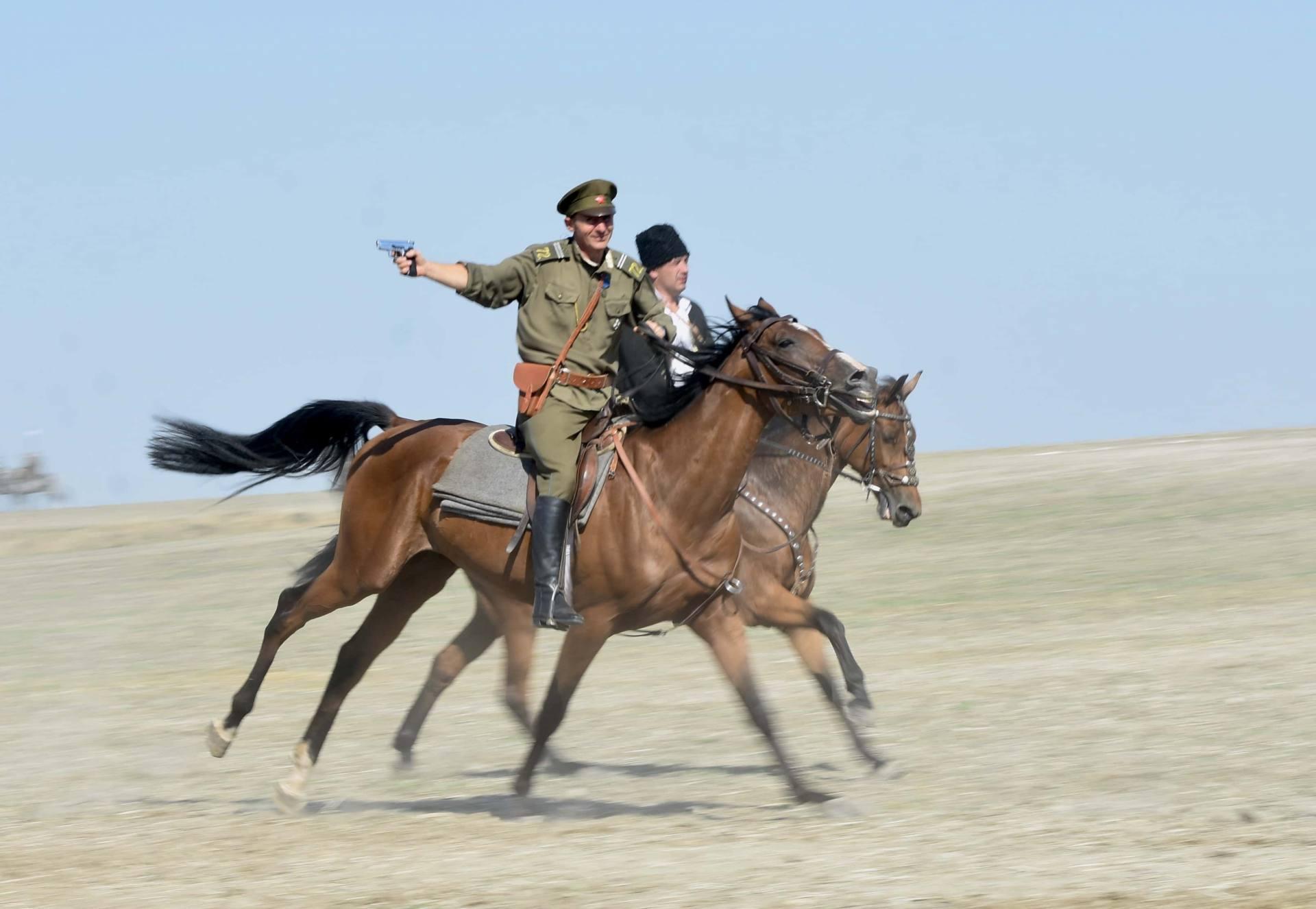 dsc 1058 Czas szabli - 100 rocznica bitwy pod Komarowem(zdjęcia)