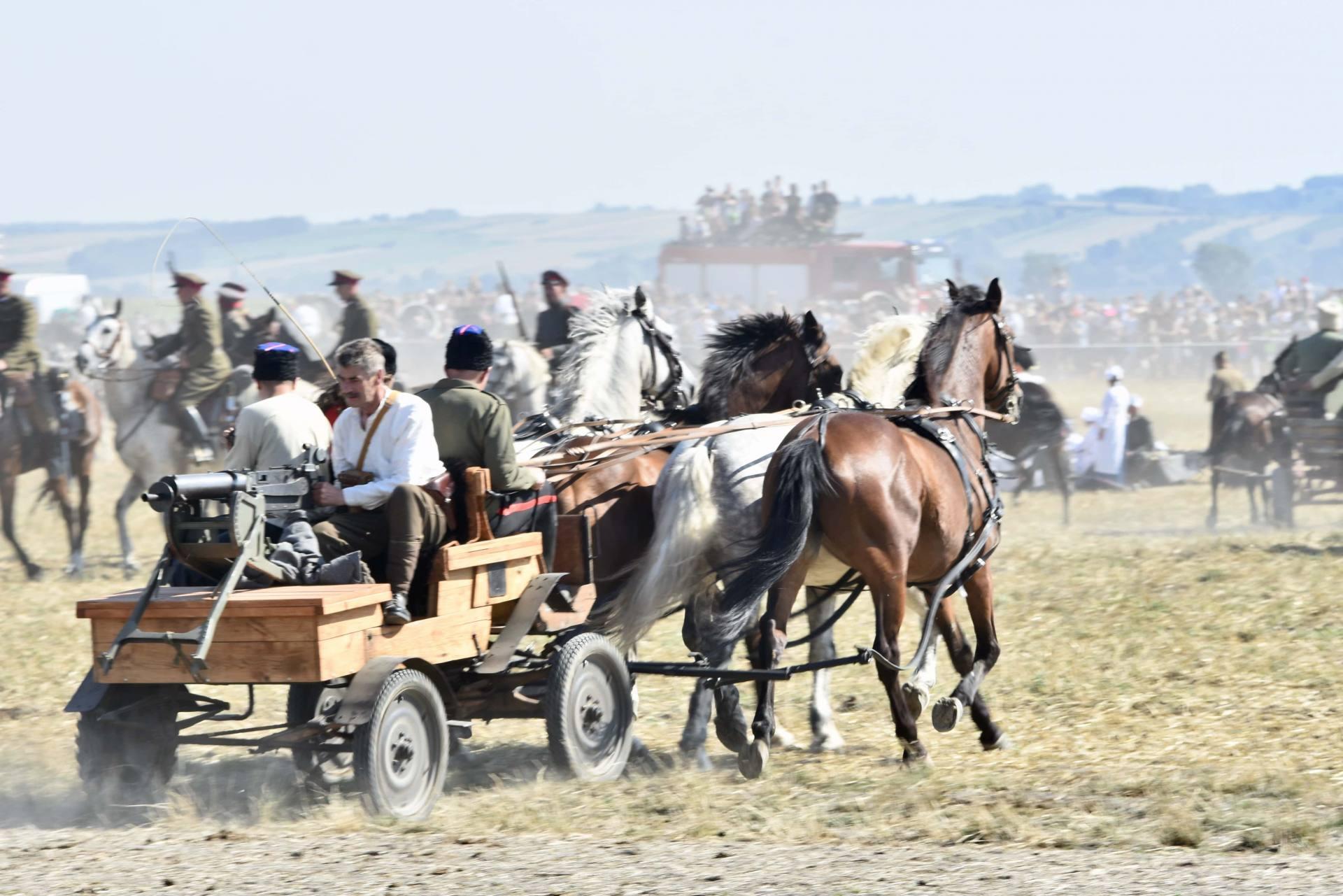 dsc 1091 Czas szabli - 100 rocznica bitwy pod Komarowem(zdjęcia)